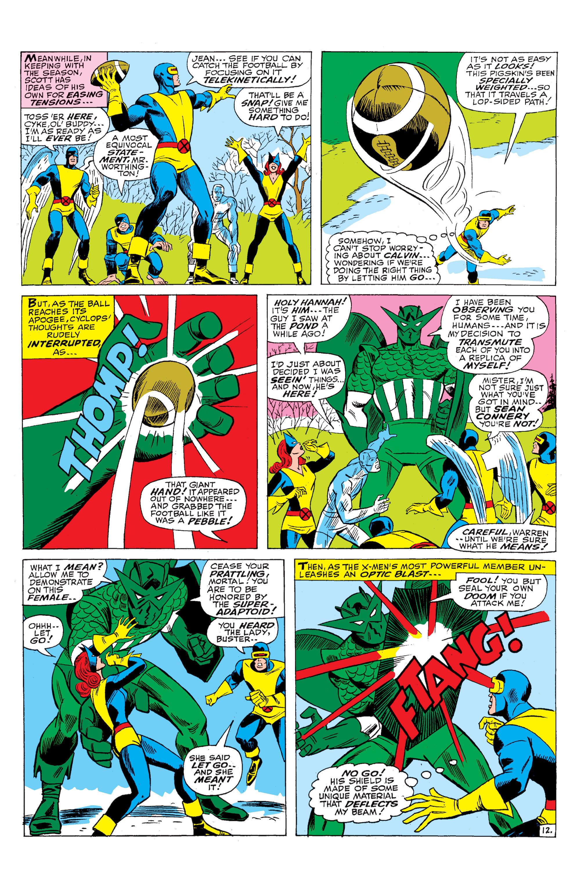 Read online Uncanny X-Men (1963) comic -  Issue #29 - 13