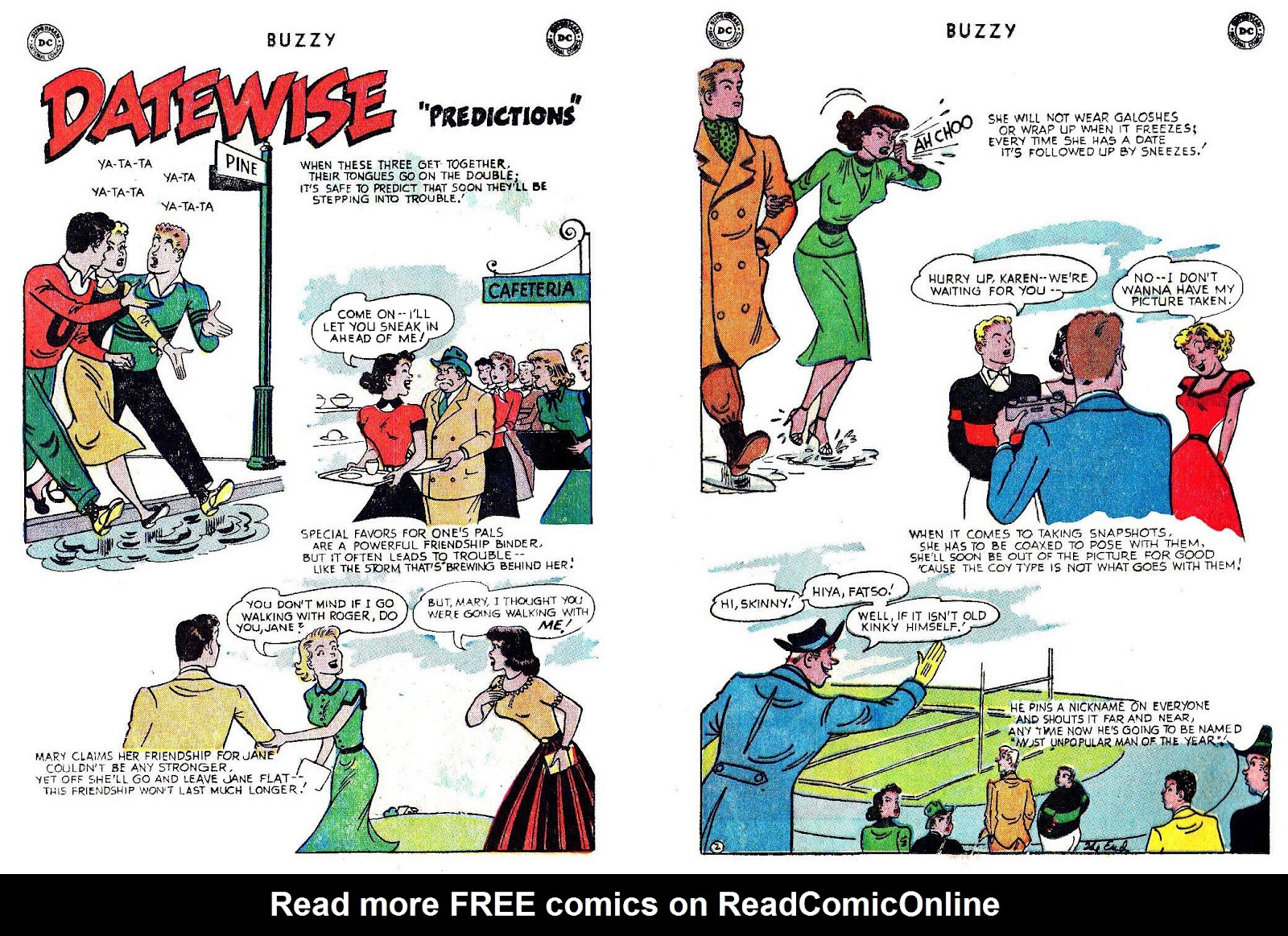 Buzzy issue 44 - Page 20