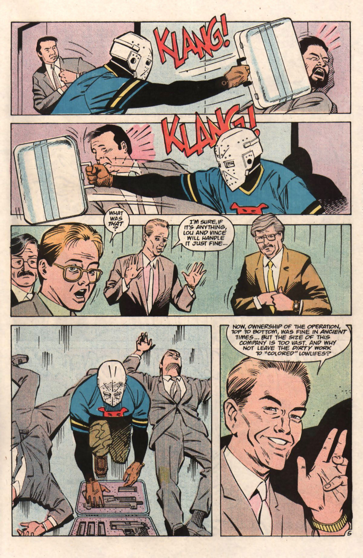 Read online Action Comics (1938) comic -  Issue #641 - 46