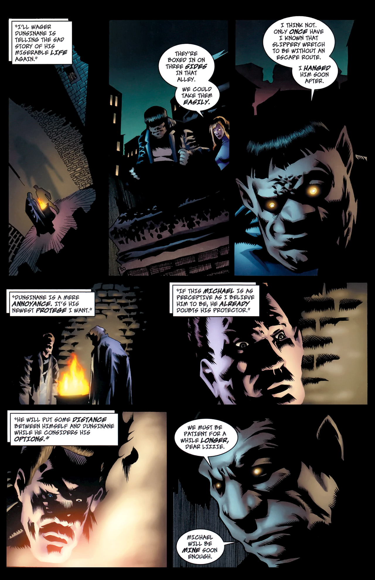 Read online The Grim Ghost comic -  Issue #2 - 11