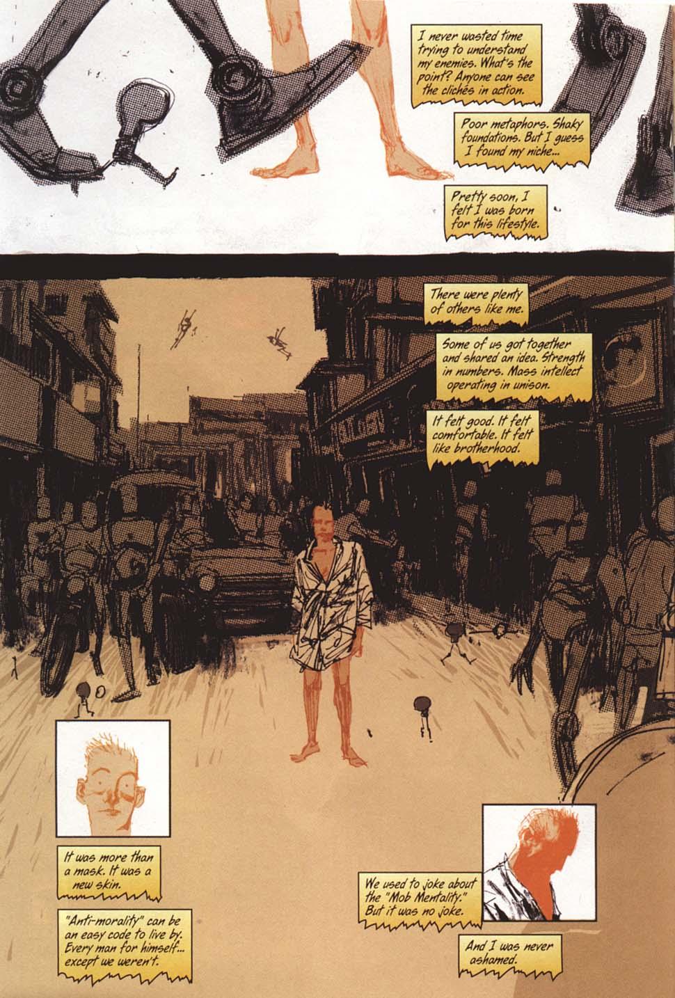Read online Automatic Kafka comic -  Issue #8 - 3