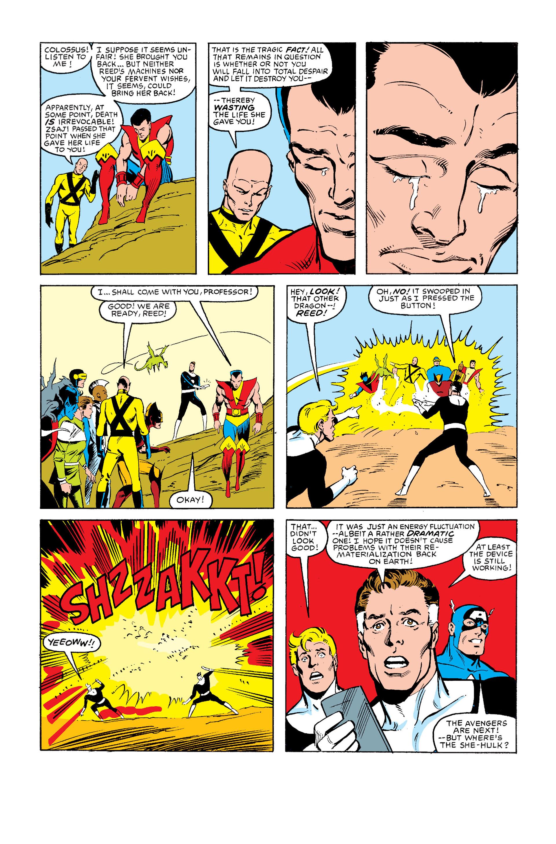 Read online Secret Wars (1985) comic -  Issue #12 - 41
