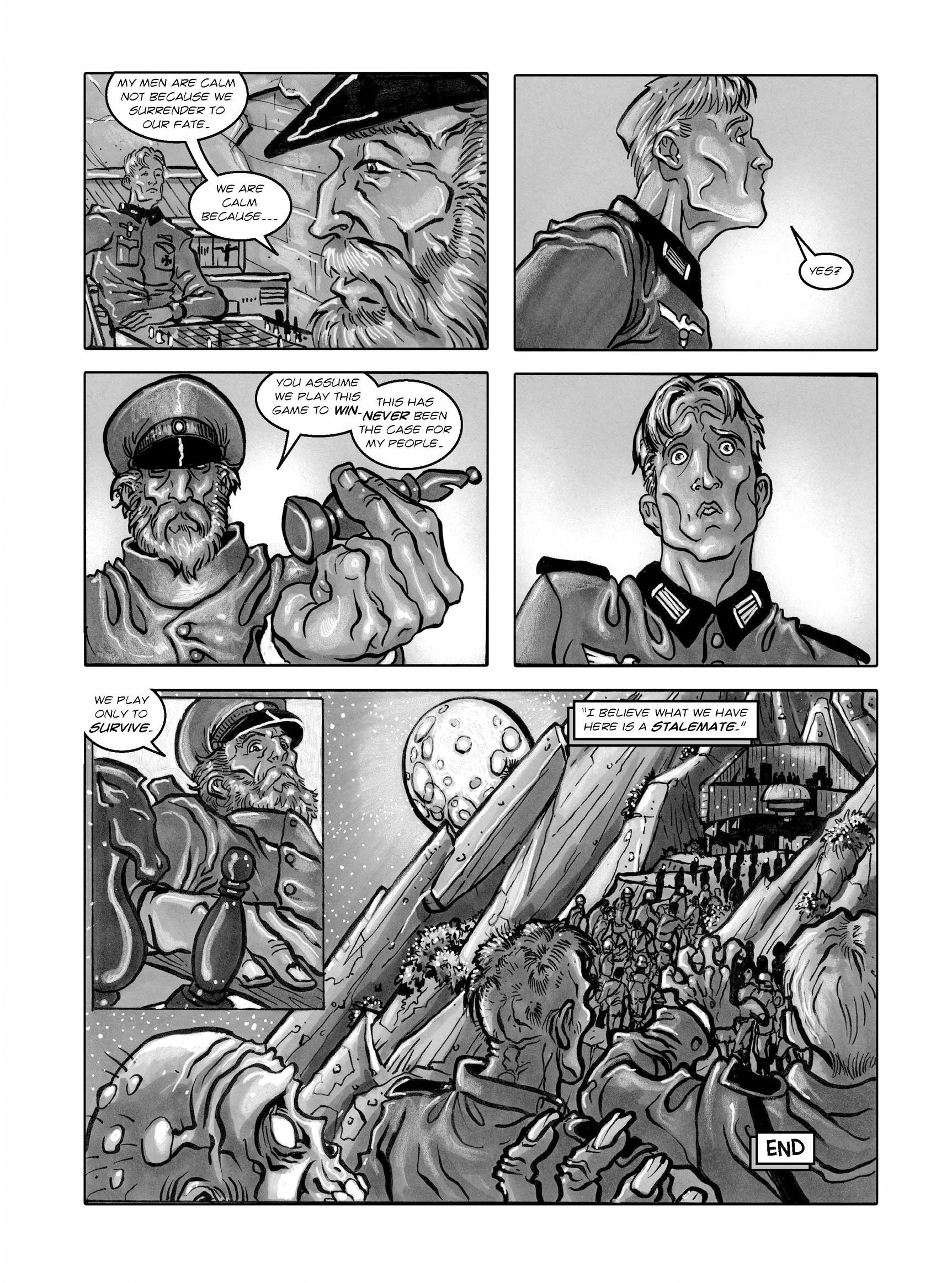 Read online FUBAR comic -  Issue #1 - 105