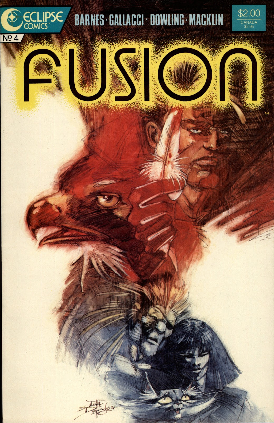 Fusion (1987) issue 4 - Page 1