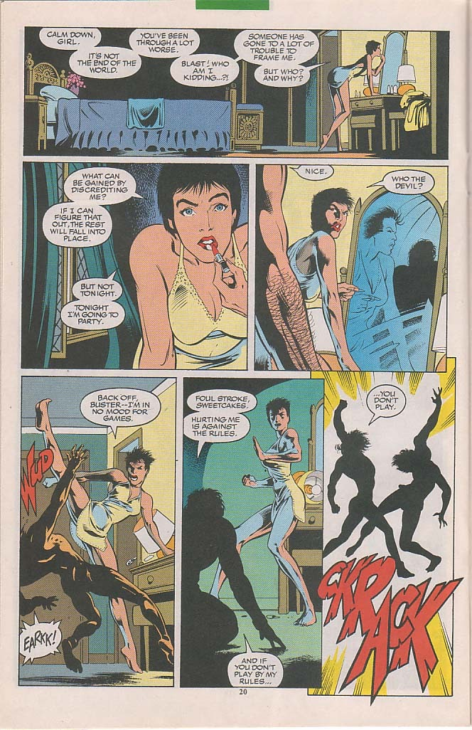 Excalibur (1988) issue 55 - Page 16