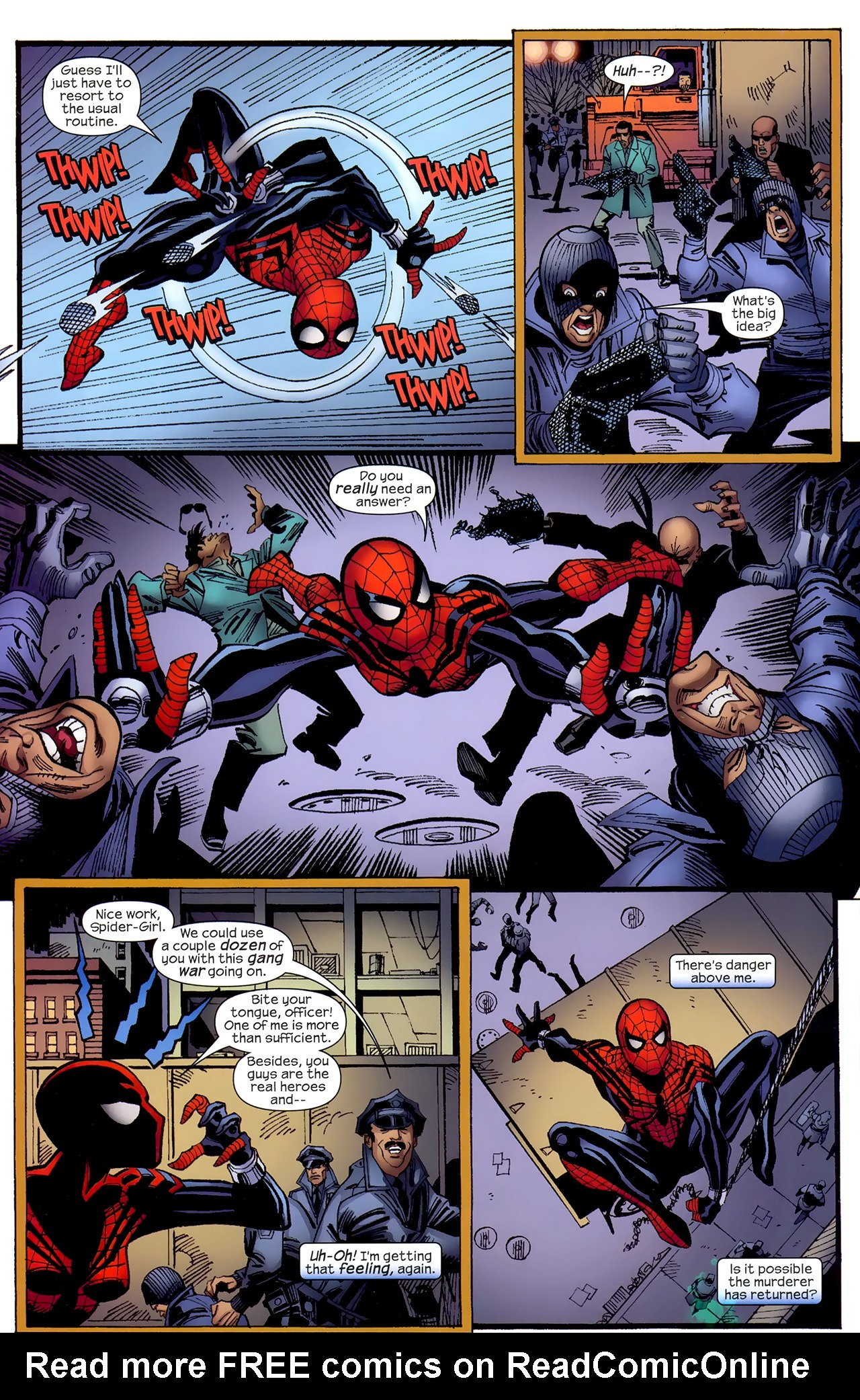 Read online Amazing Spider-Man Family comic -  Issue #6 - 36