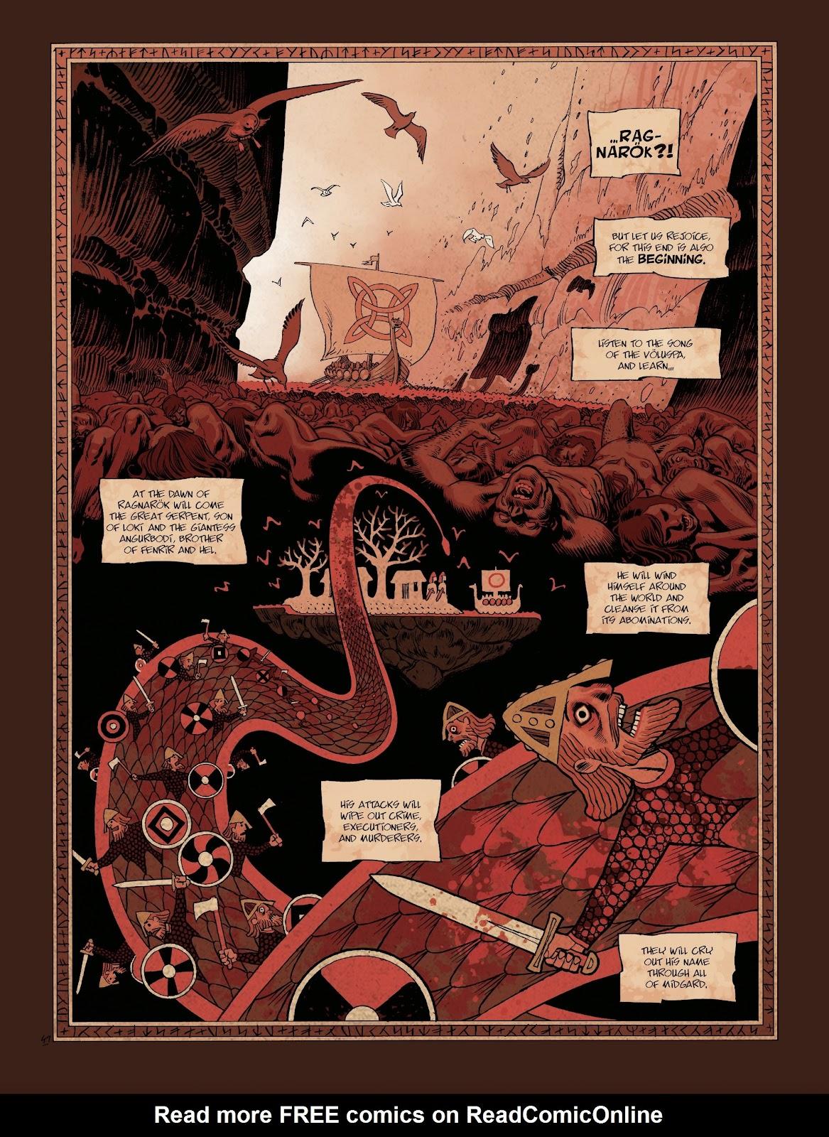 Read online Asgard comic -  Issue #1 - 45