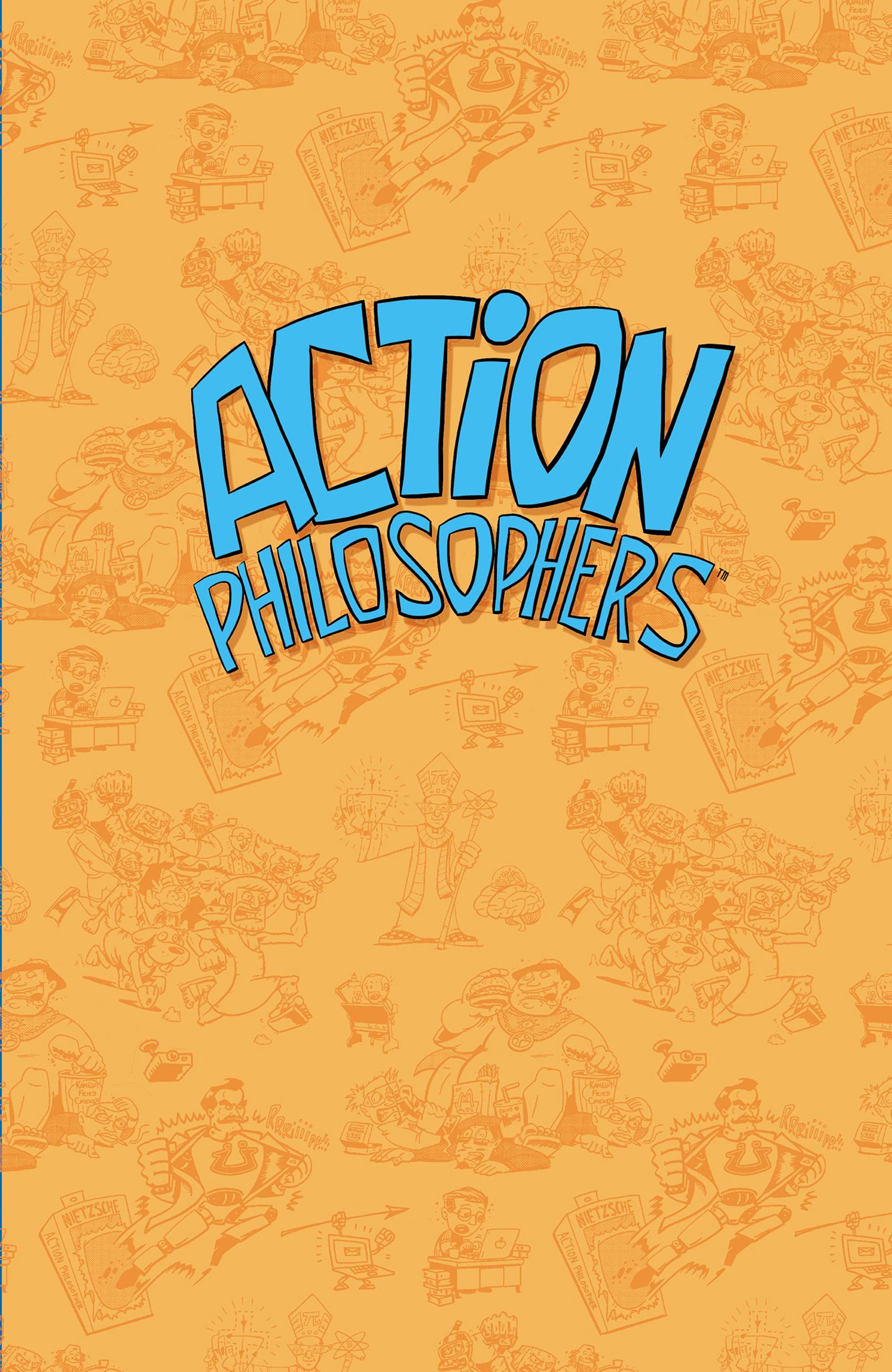 Read online Action Philosophers! comic -  Issue #Action Philosophers! TPB (Part 1) - 2