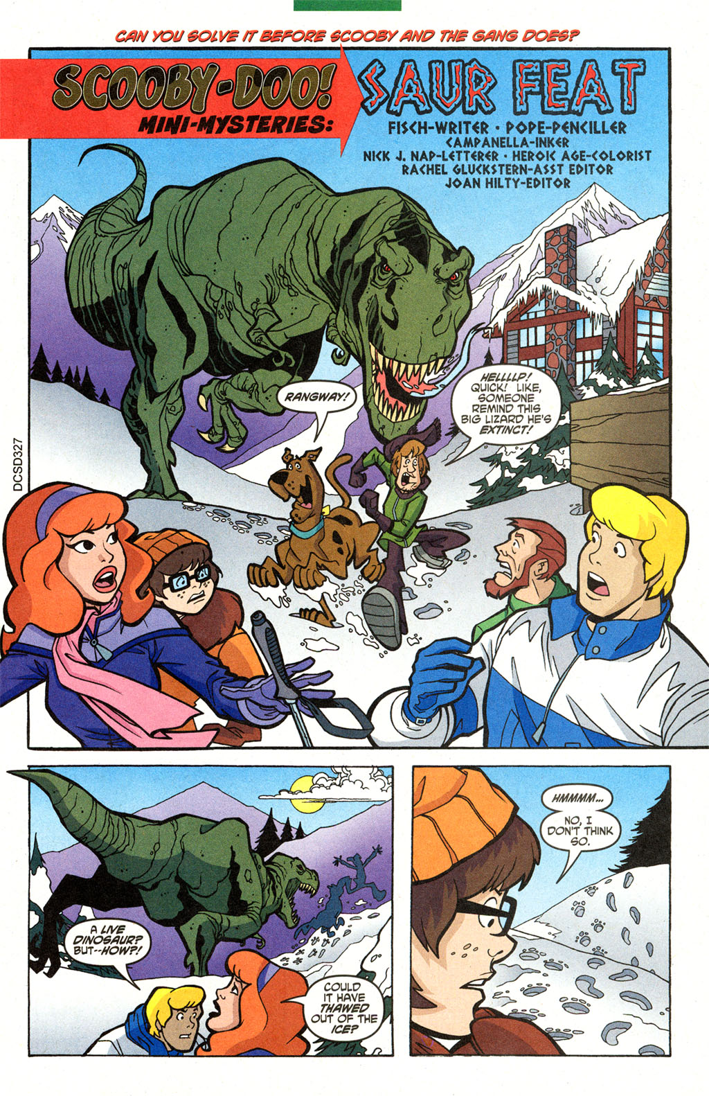 Read online Scooby-Doo (1997) comic -  Issue #99 - 20