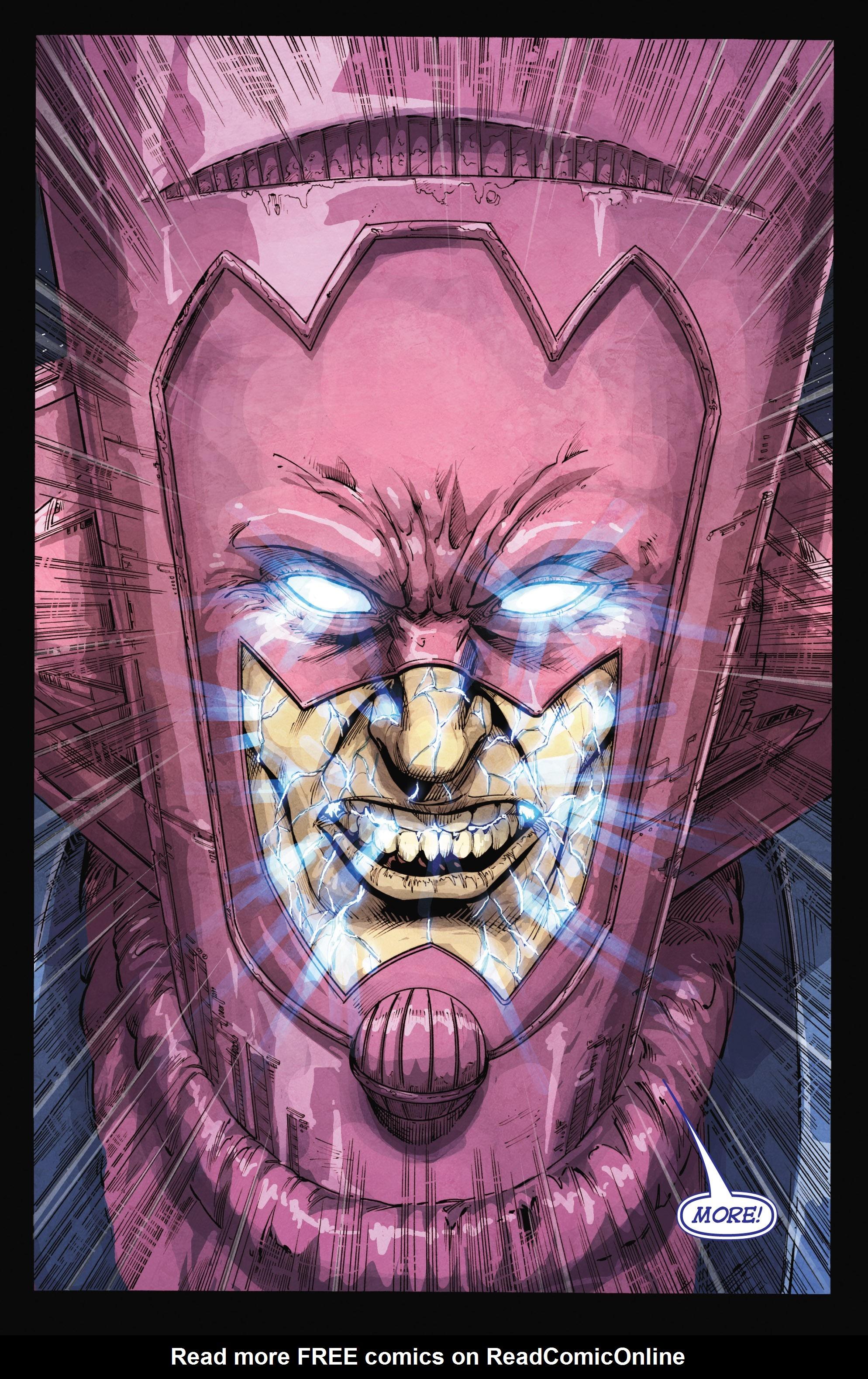 Read online Skaar: Son of Hulk comic -  Issue #15 - 19