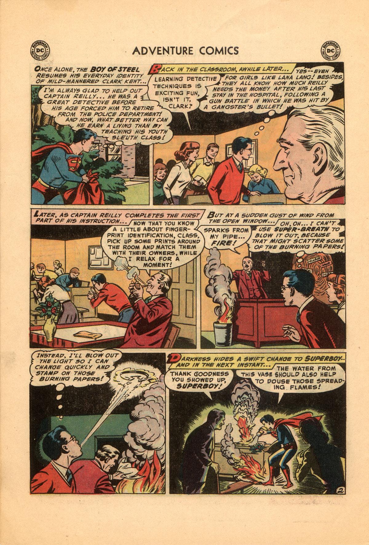 Read online Adventure Comics (1938) comic -  Issue #332 - 26