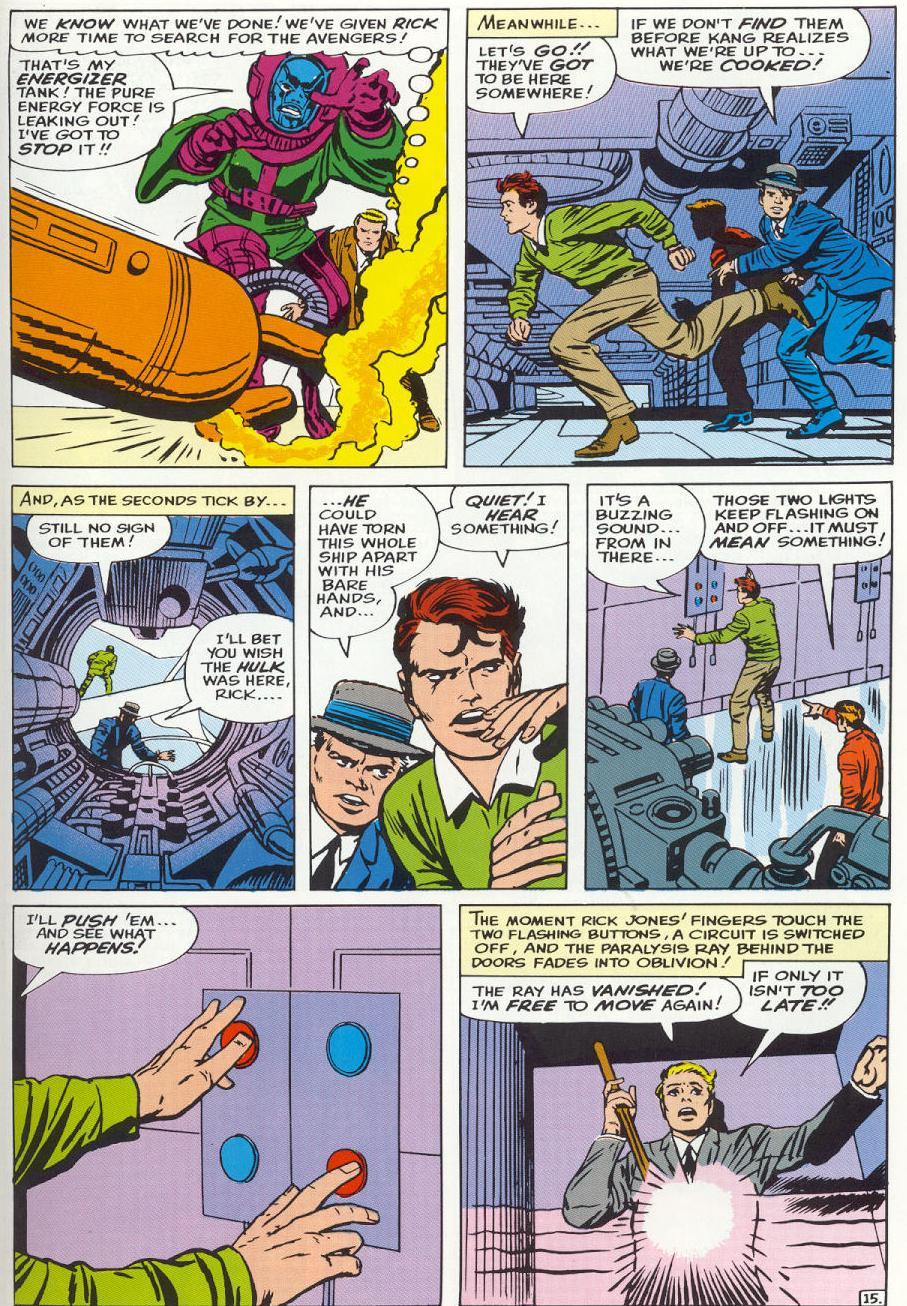 The Avengers (1963) 8 Page 15