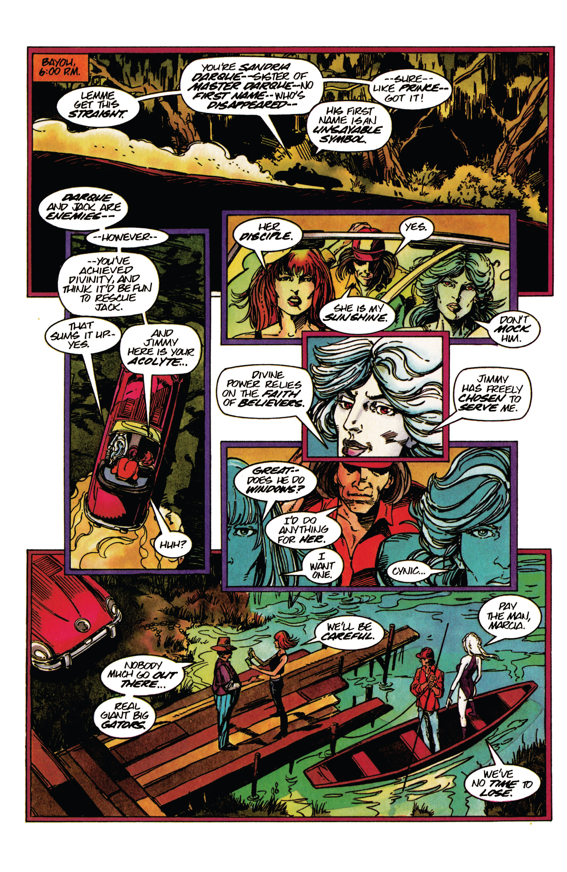 Read online Shadowman (1992) comic -  Issue #32 - 11