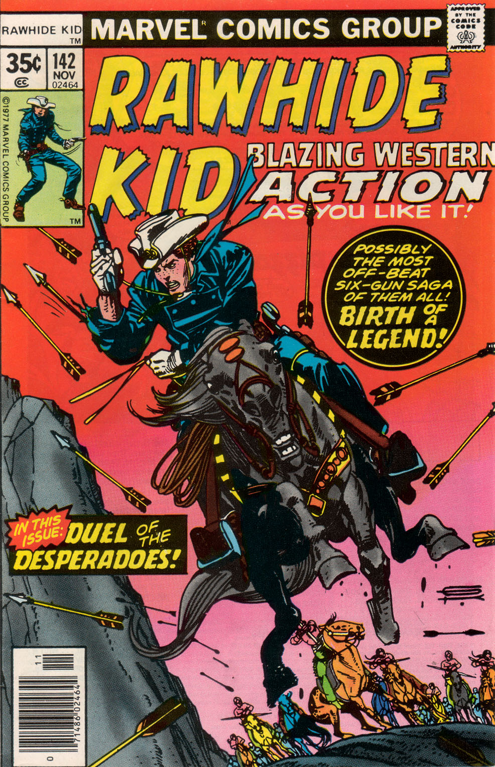 The Rawhide Kid (1955) issue 142 - Page 1