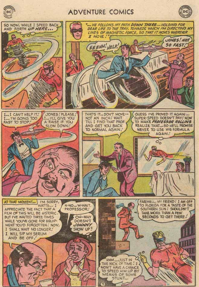 Read online Adventure Comics (1938) comic -  Issue #189 - 29