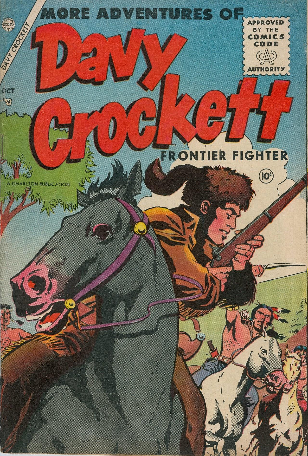 Davy Crockett 2 Page 1