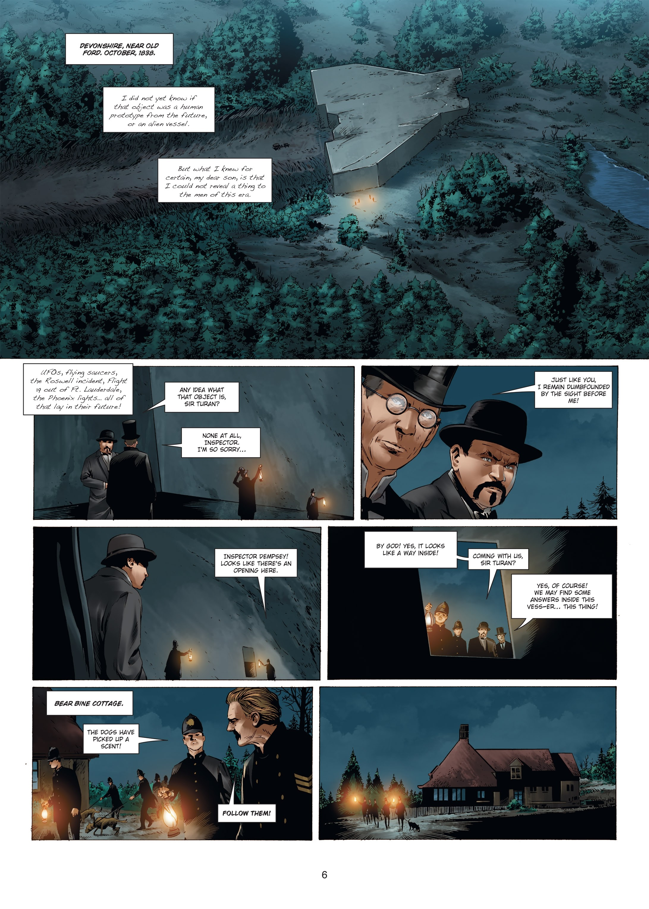 Promethee #15 #5 - English 6