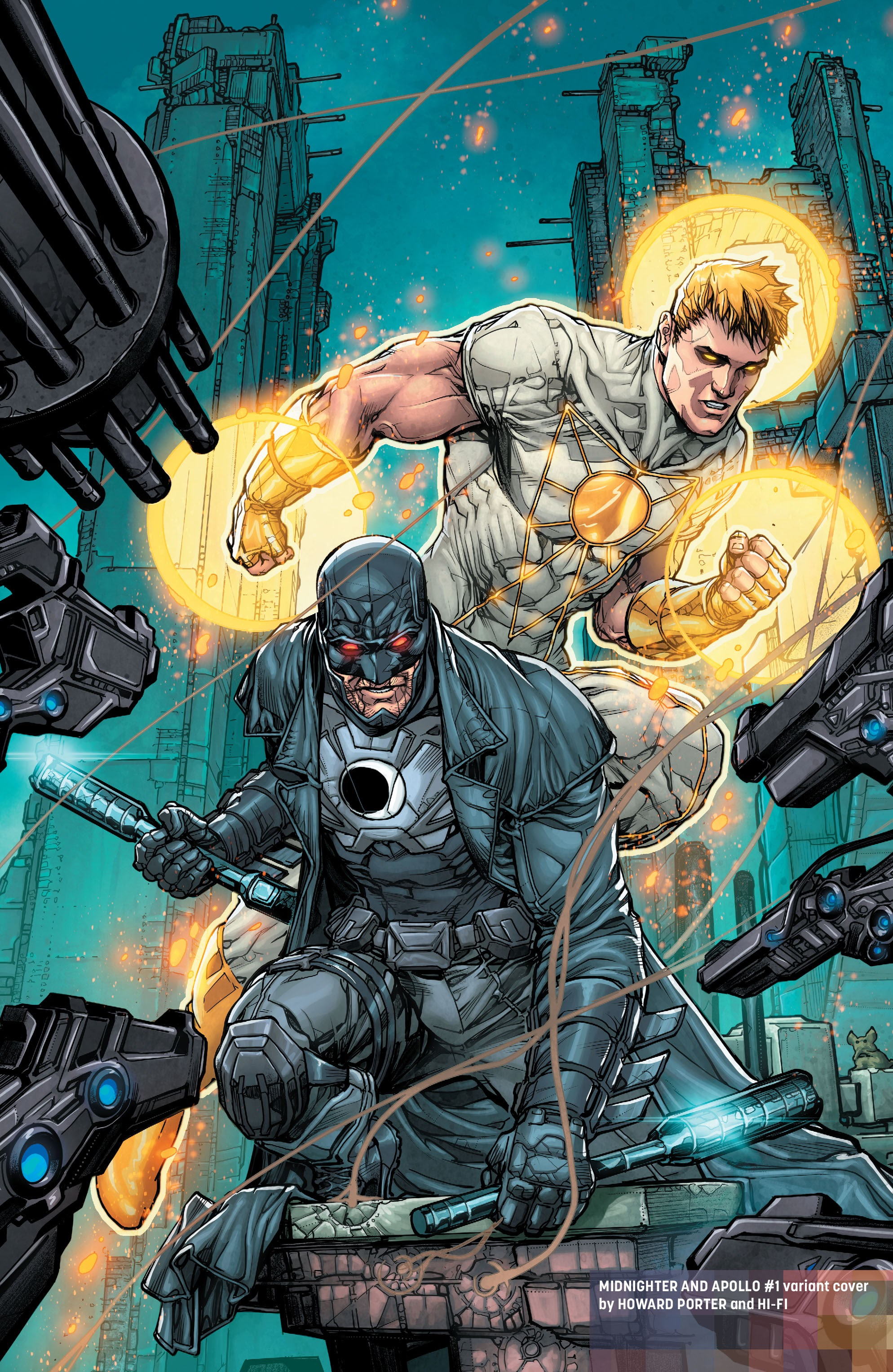 Midnighter and Apollo #_TPB #7 - English 136