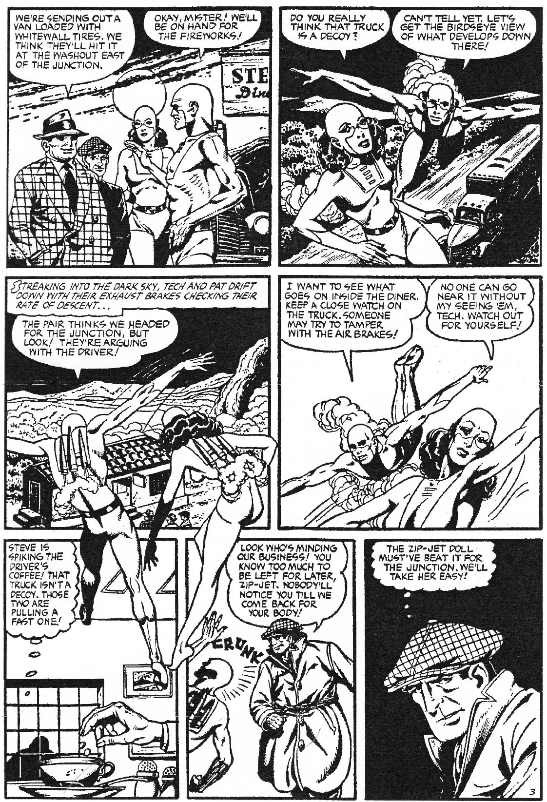 Read online Men of Mystery Comics comic -  Issue #74 - 39