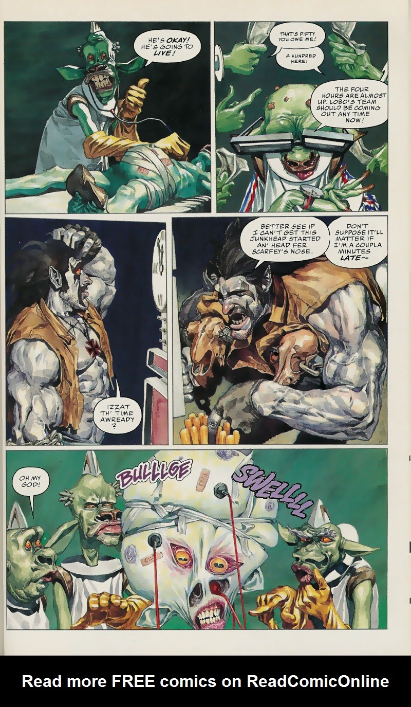 Lobo: Fragtastic Voyage issue Full - Page 42