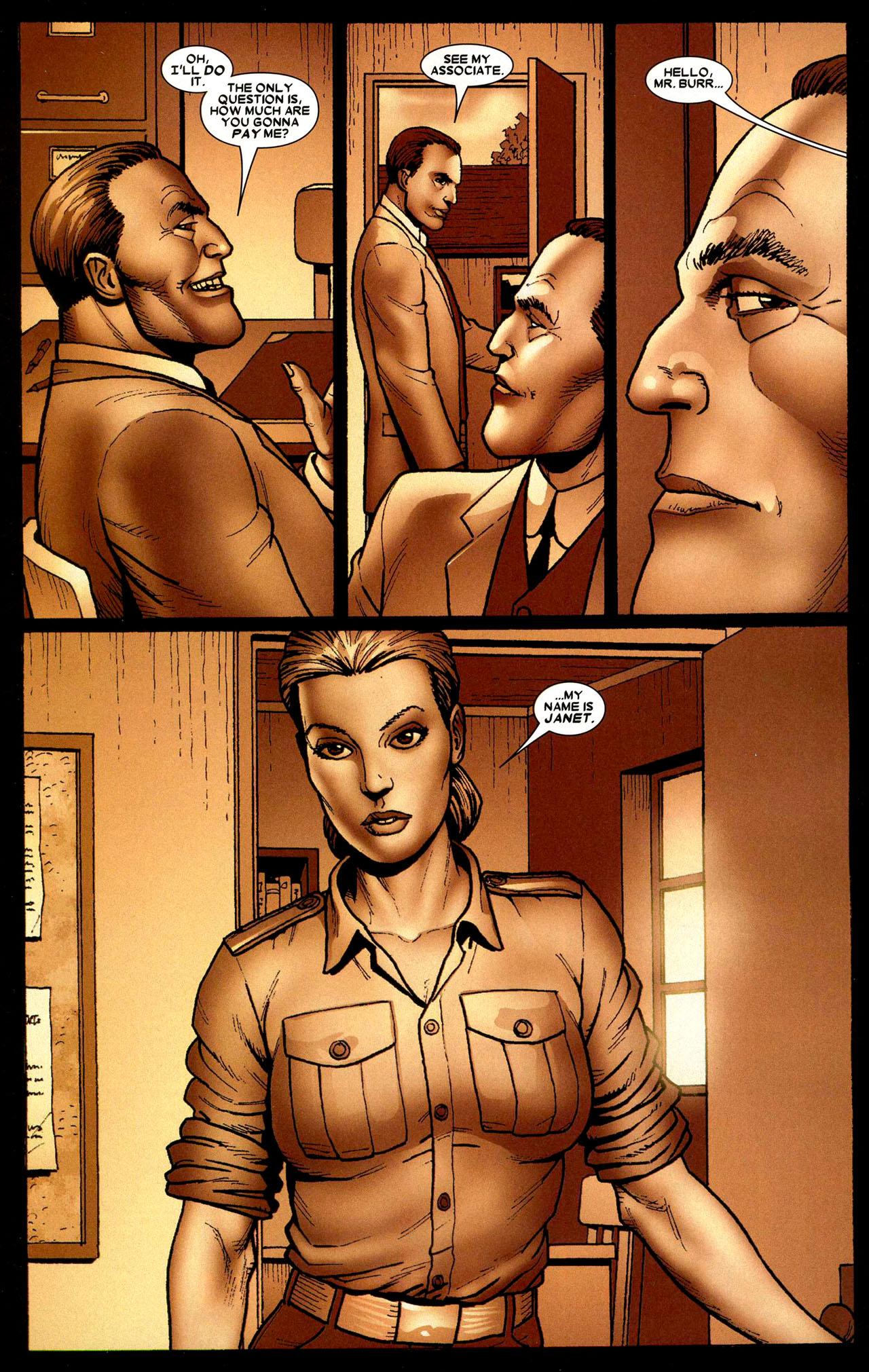 Read online Wolverine: Origins comic -  Issue #15 - 12
