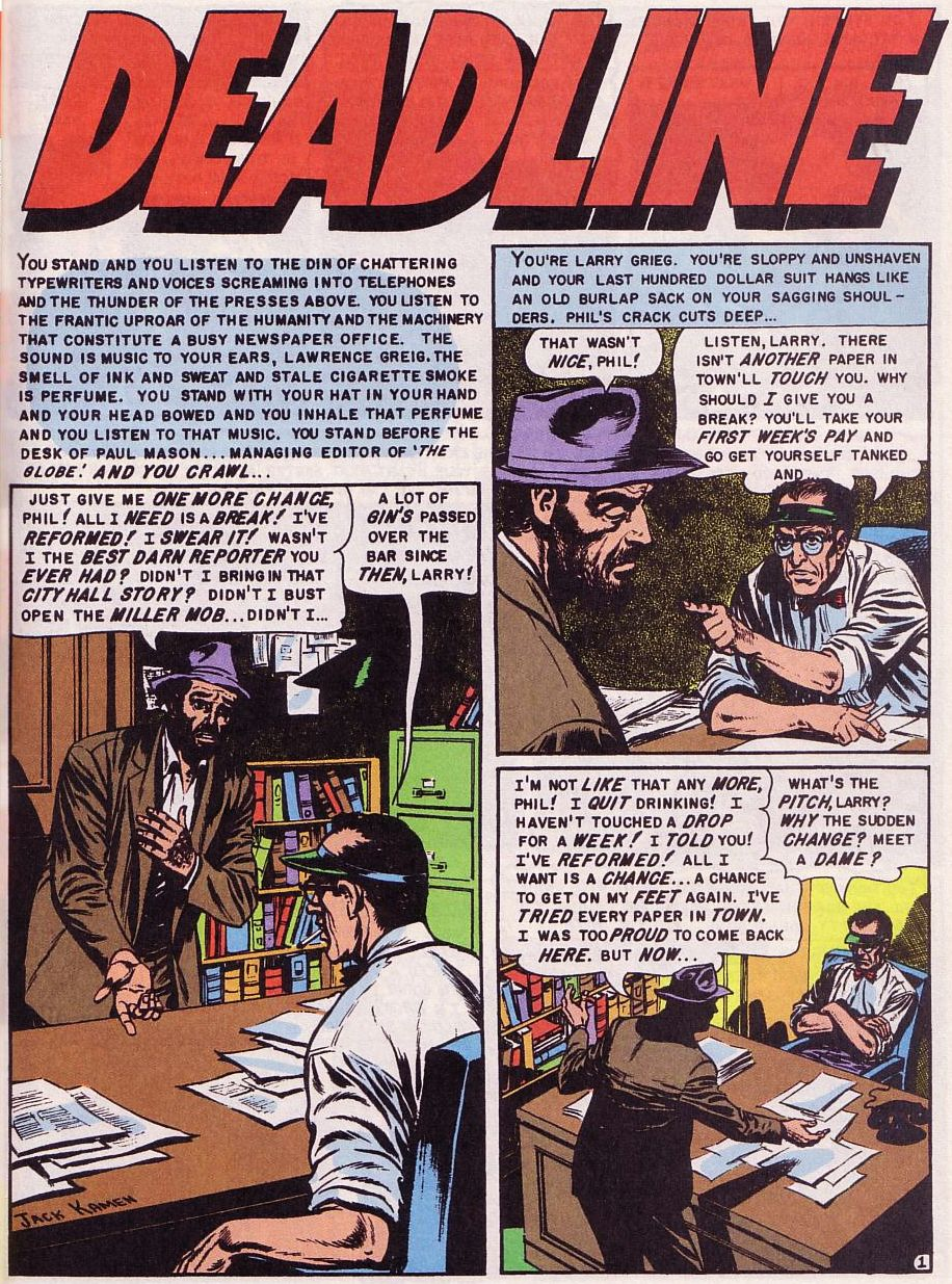 Read online Shock SuspenStories comic -  Issue #12 - 2