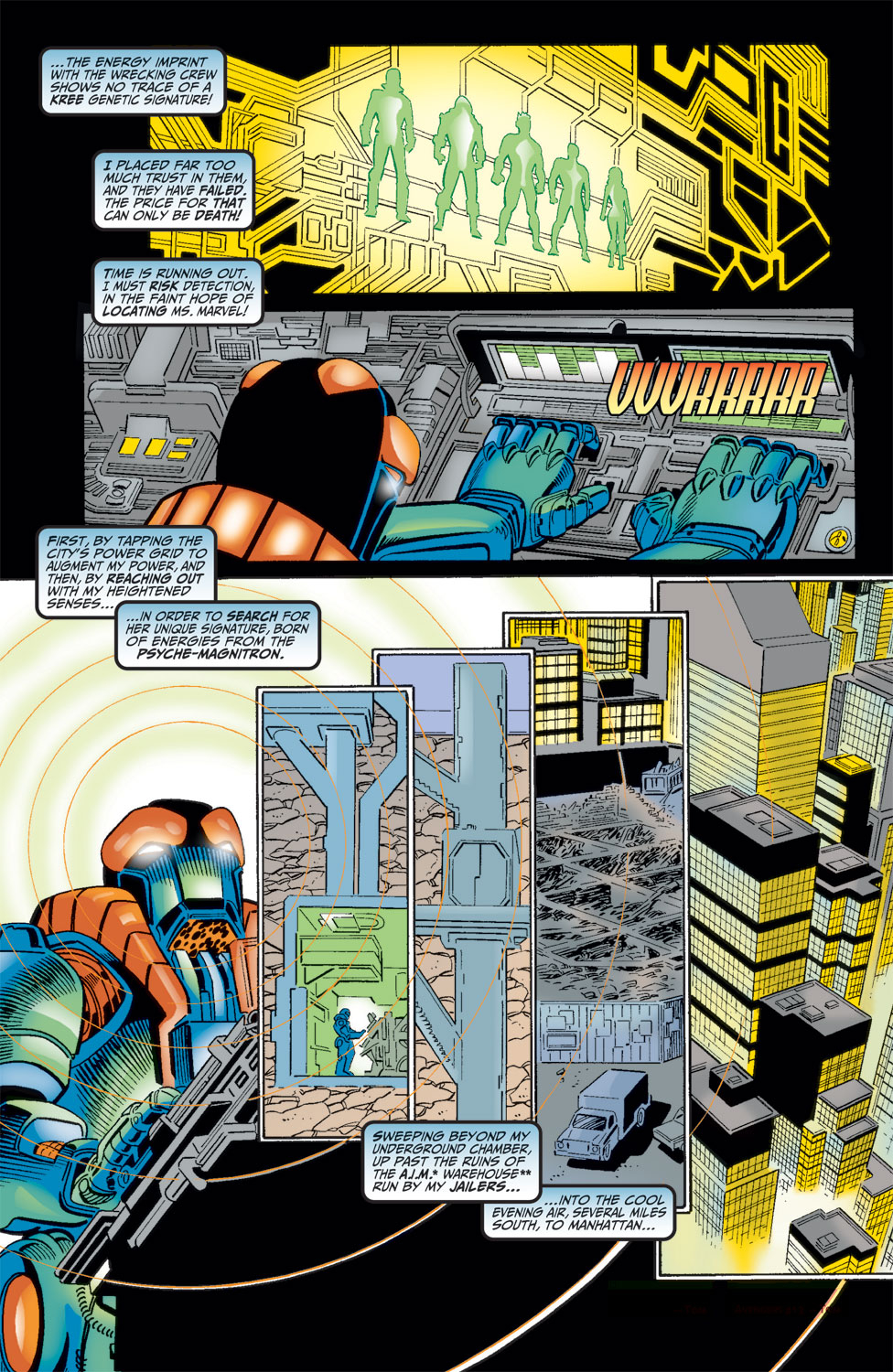 Read online Avengers (1998) comic -  Issue #16 - 21