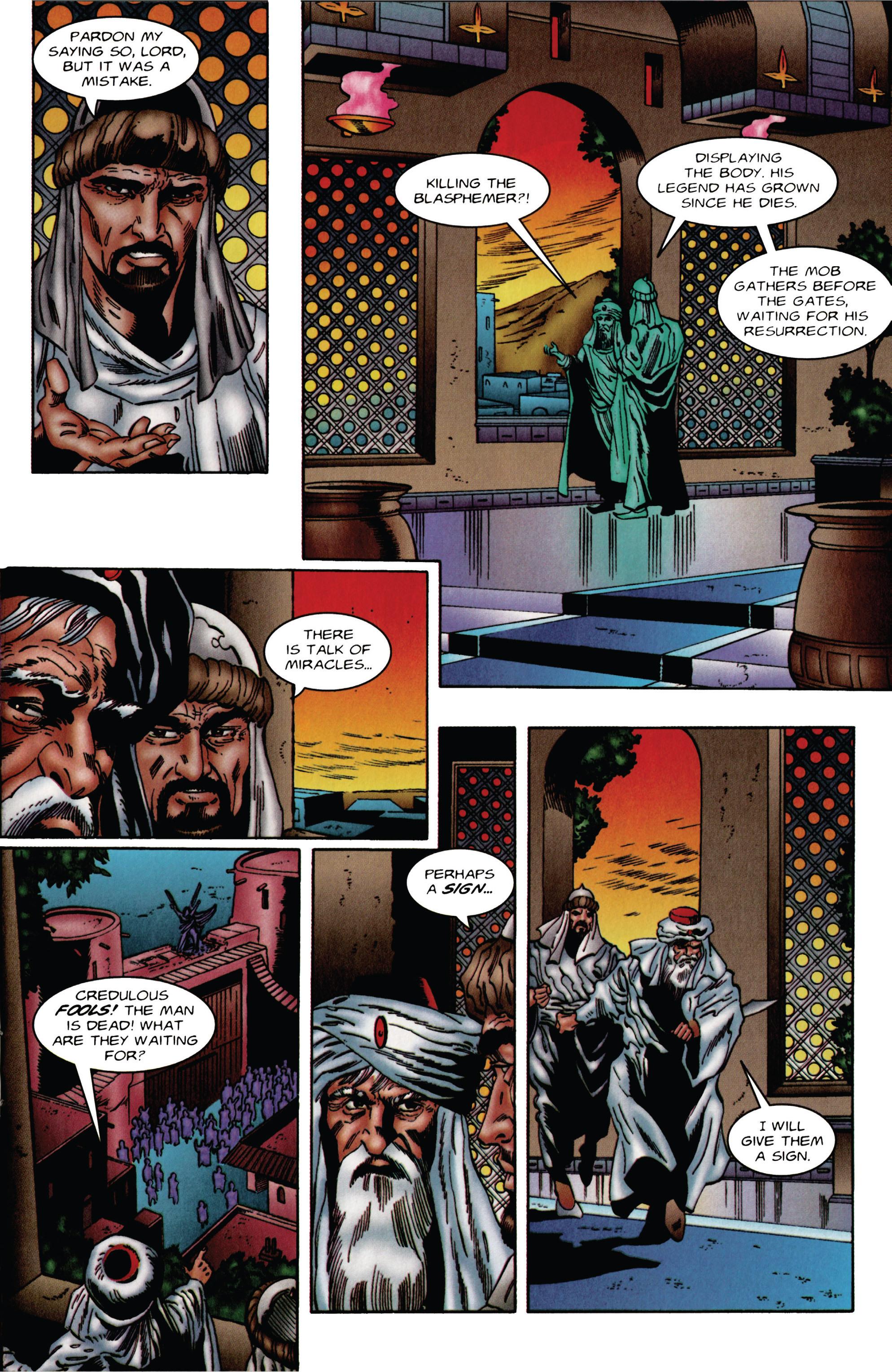 Read online Eternal Warrior (1992) comic -  Issue #48 - 11