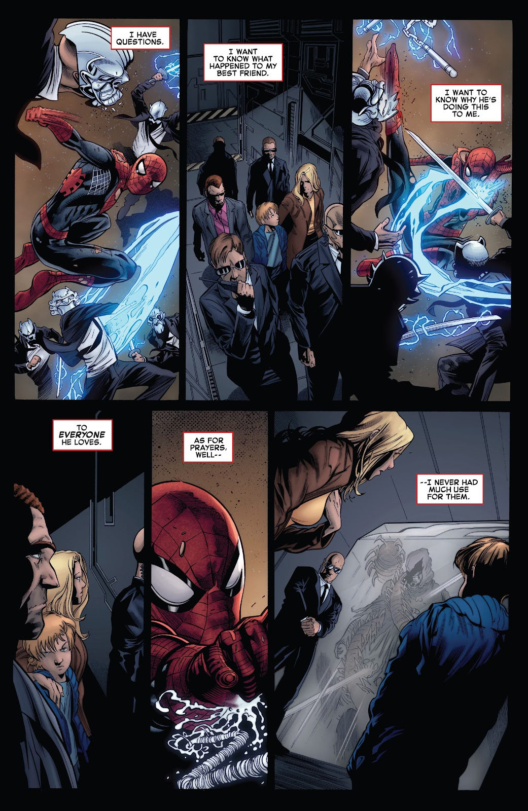 The Amazing Spider-Man (2018) issue 59 - Page 6