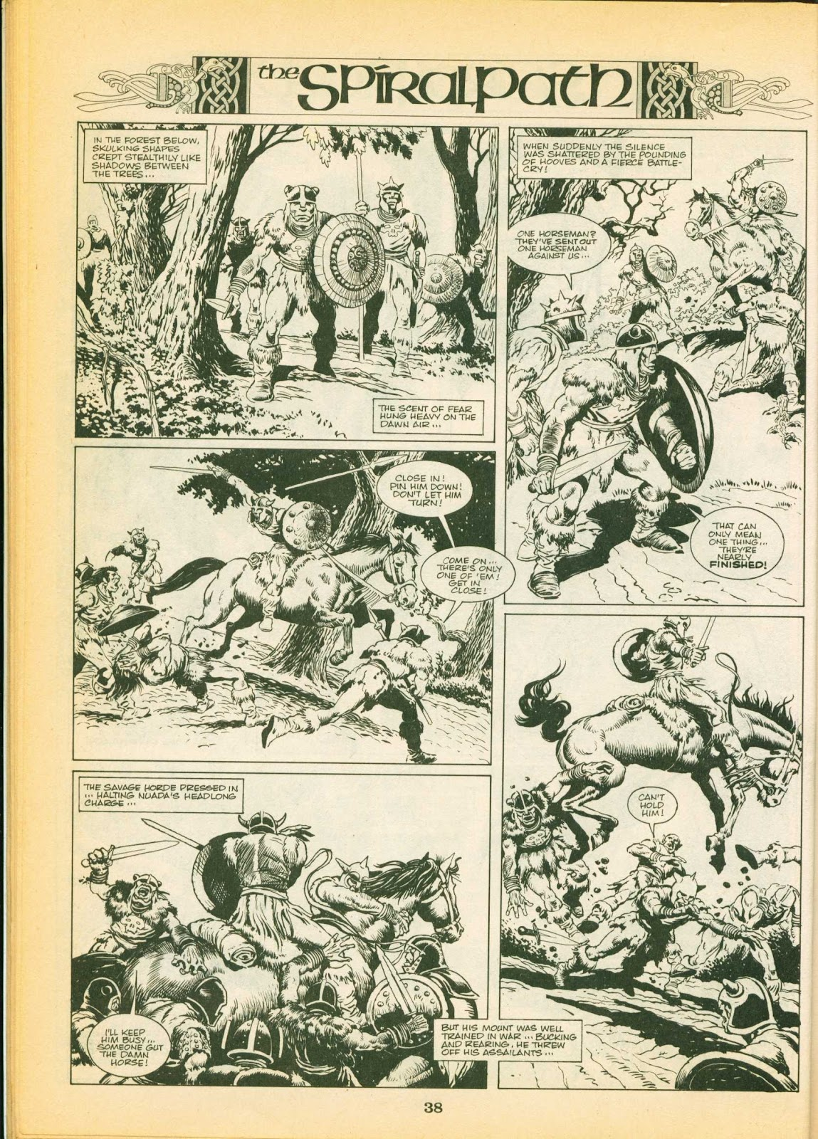 Warrior Issue #2 #3 - English 37