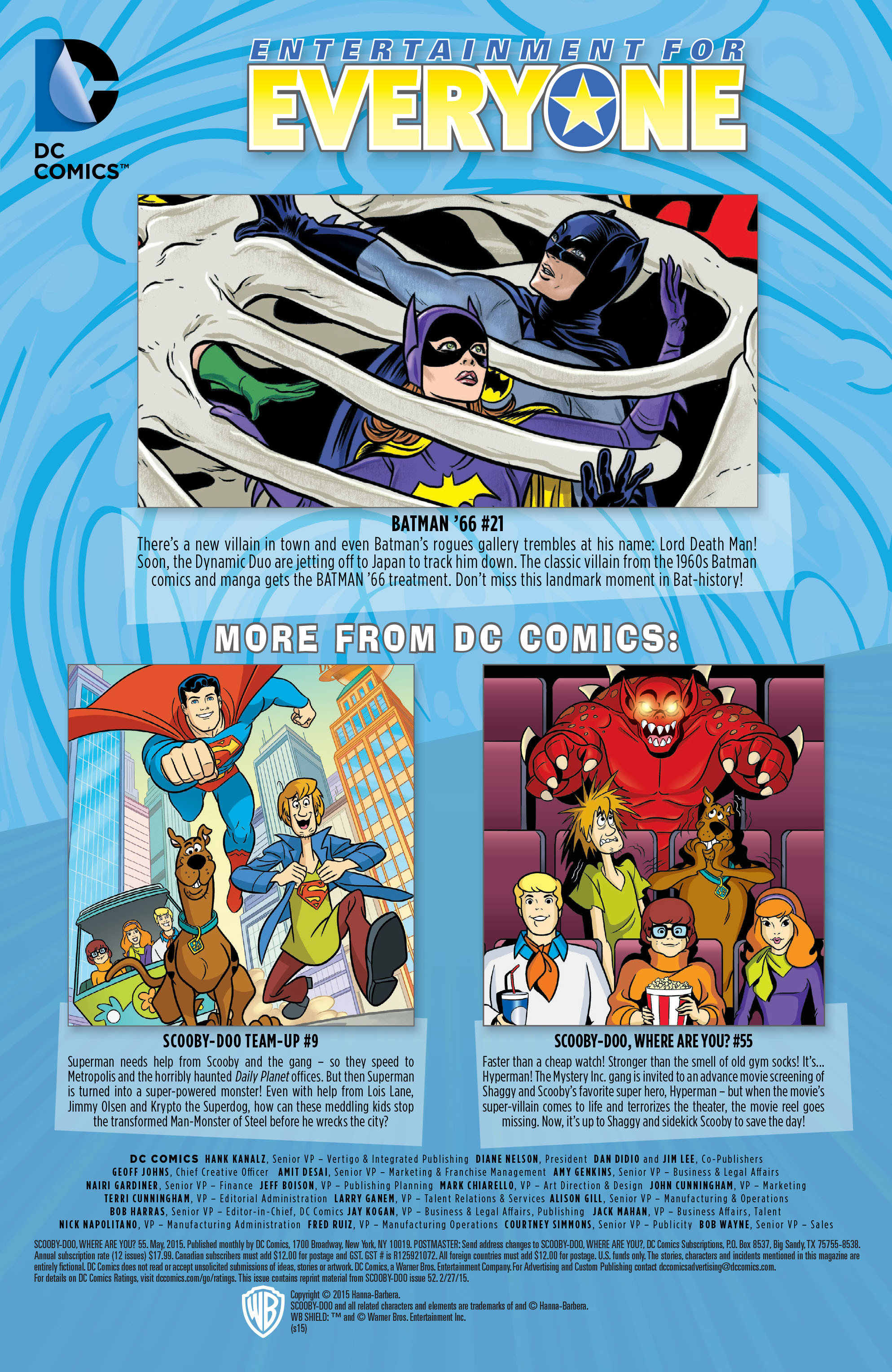 Read online Scooby-Doo: Where Are You? comic -  Issue #55 - 25