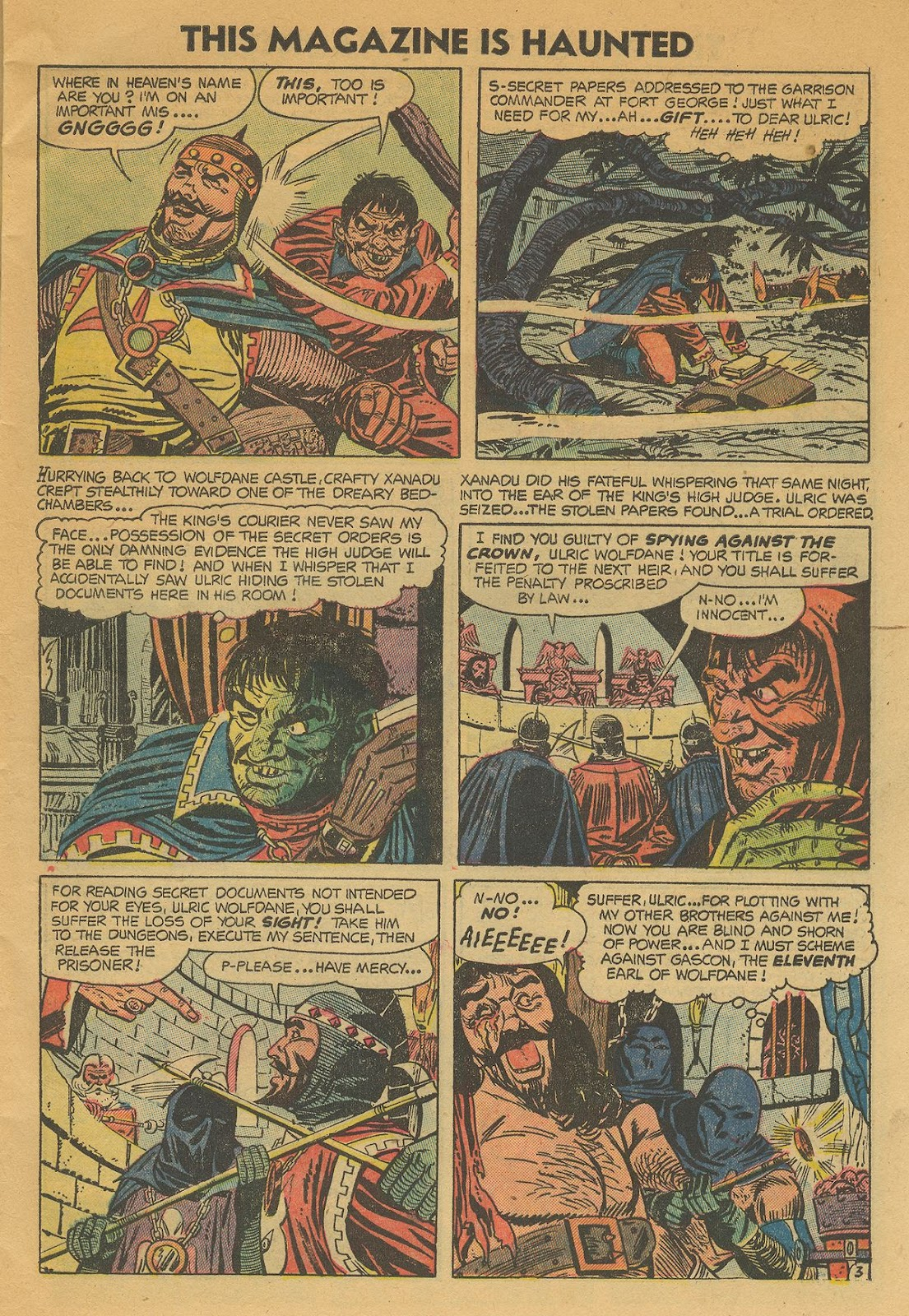 Read online This Magazine Is Haunted comic -  Issue #18 - 5