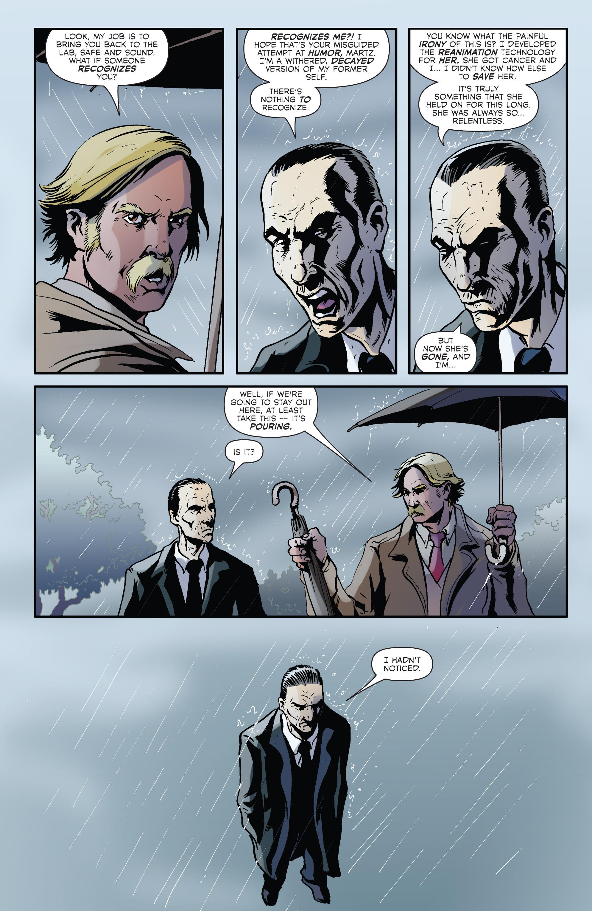 Read online Hoax Hunters (2012) comic -  Issue # TPB 2 - 29