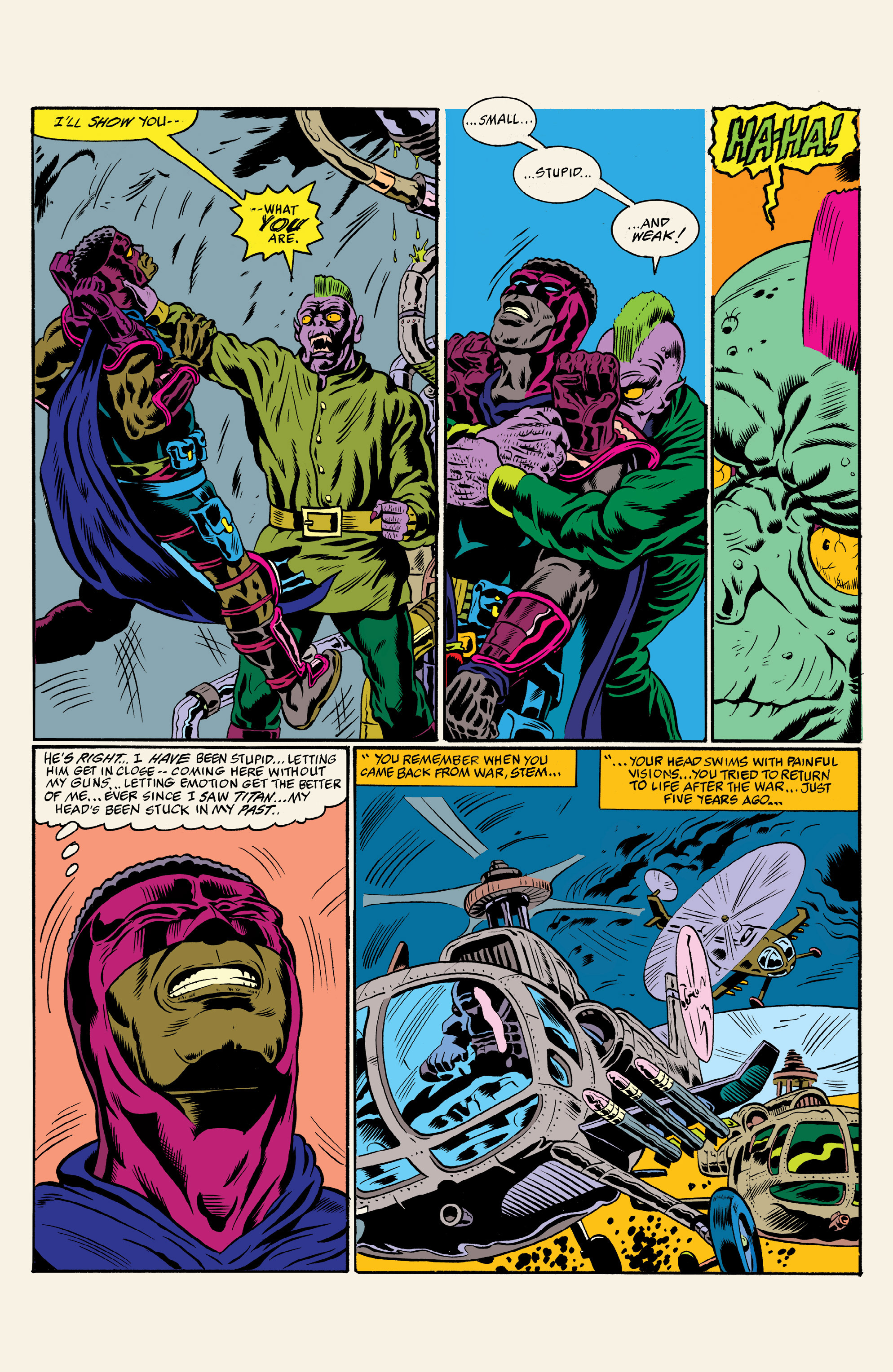 Read online All Time Comics: Crime Destroyer comic -  Issue #1 - 18