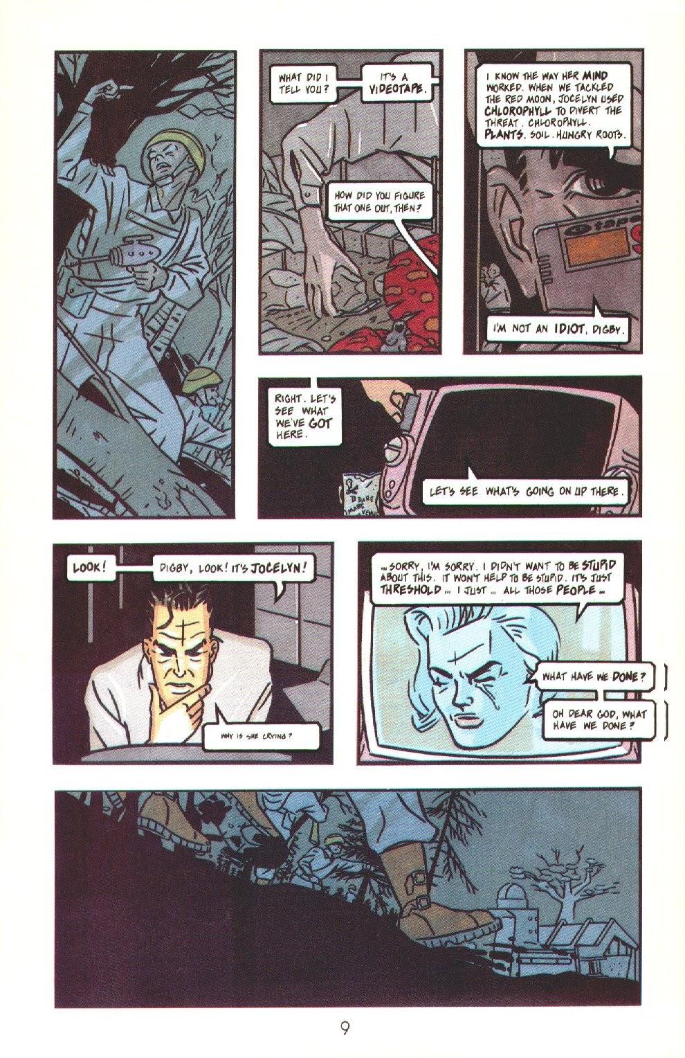 Read online Dare comic -  Issue #3 - 11