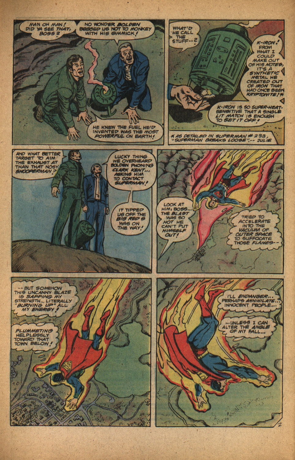 Read online Action Comics (1938) comic -  Issue #485 - 4