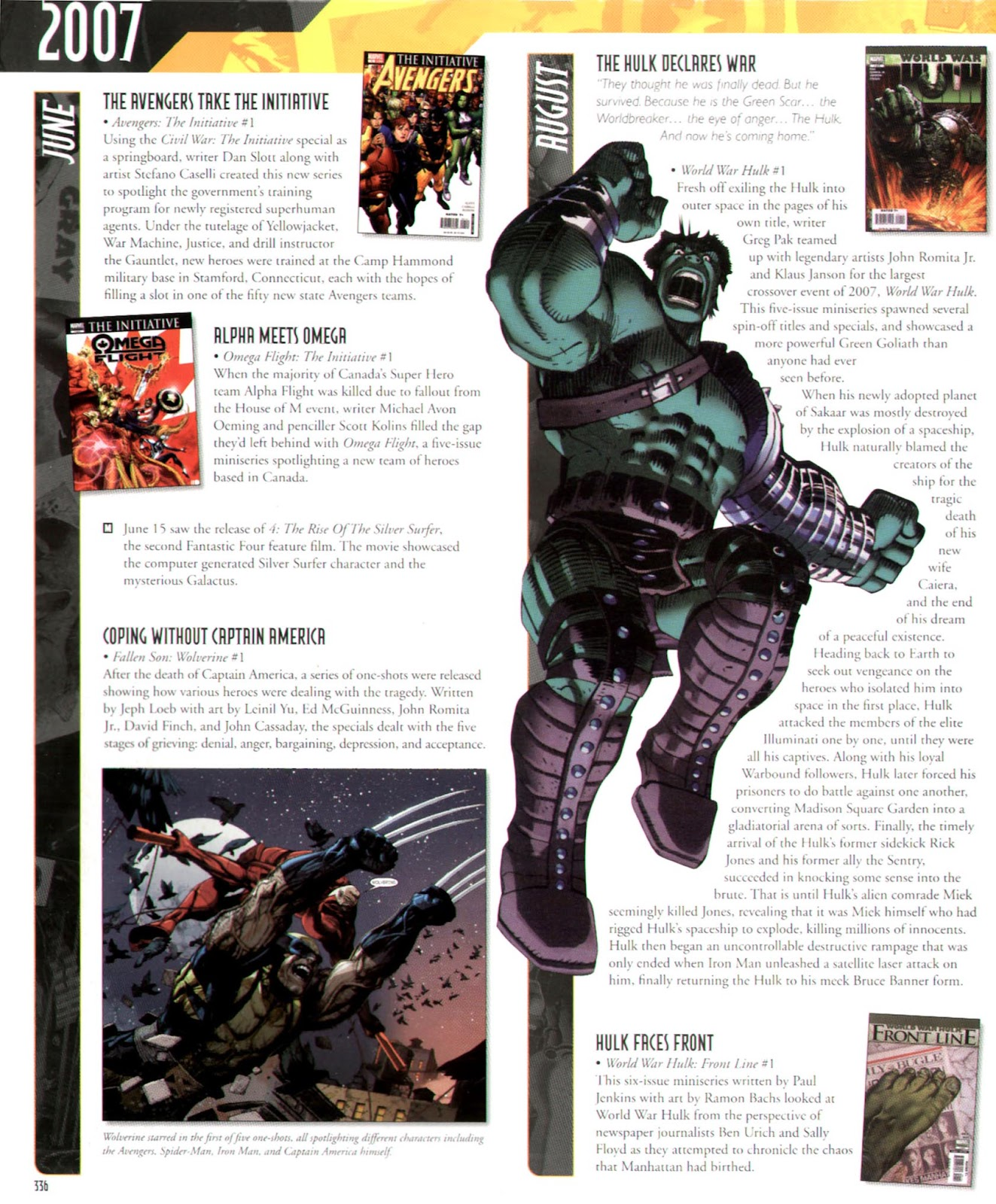 Read online Marvel Chronicle comic -  Issue # TPB (Part 3) - 112