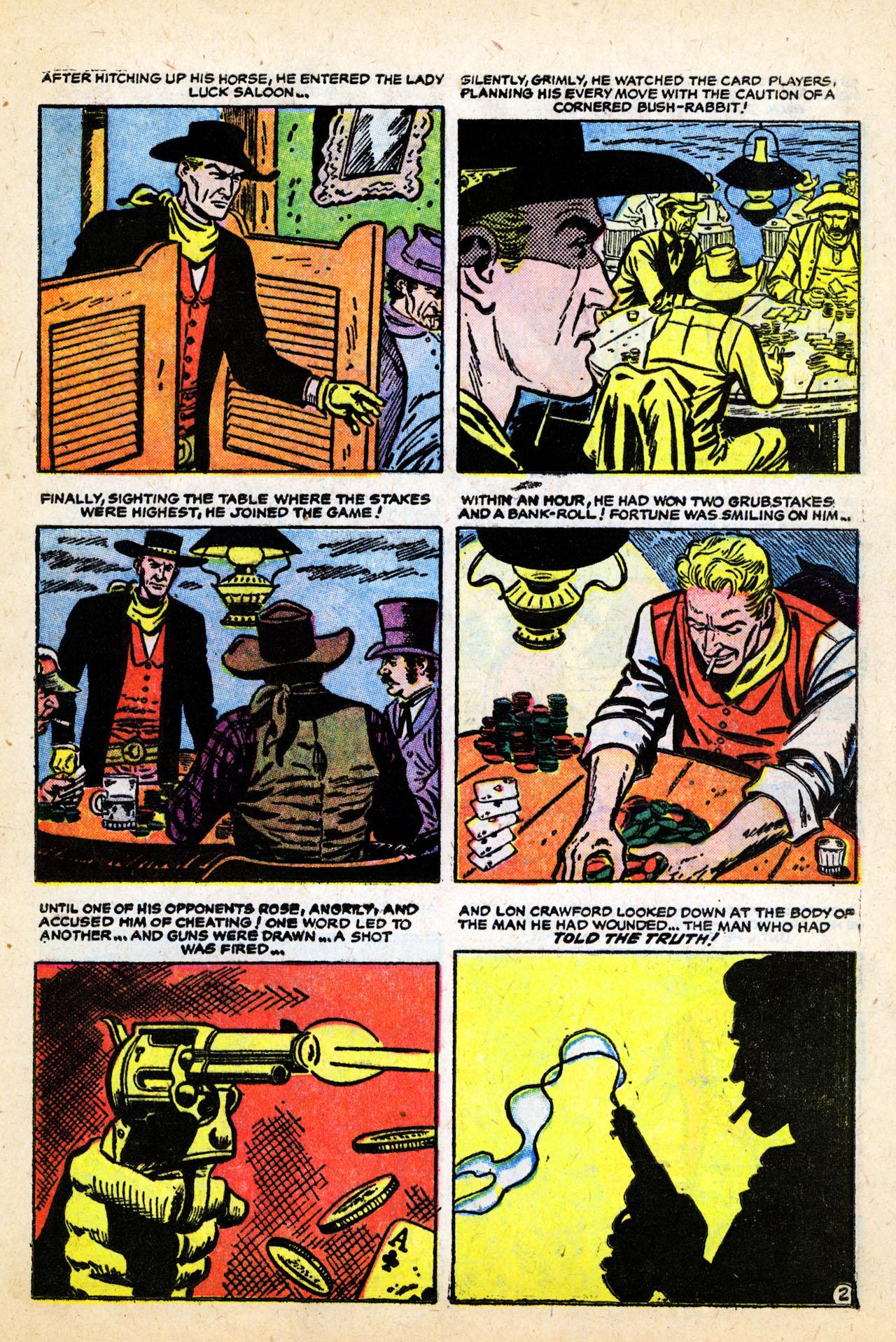 Read online Two-Gun Kid comic -  Issue #28 - 21