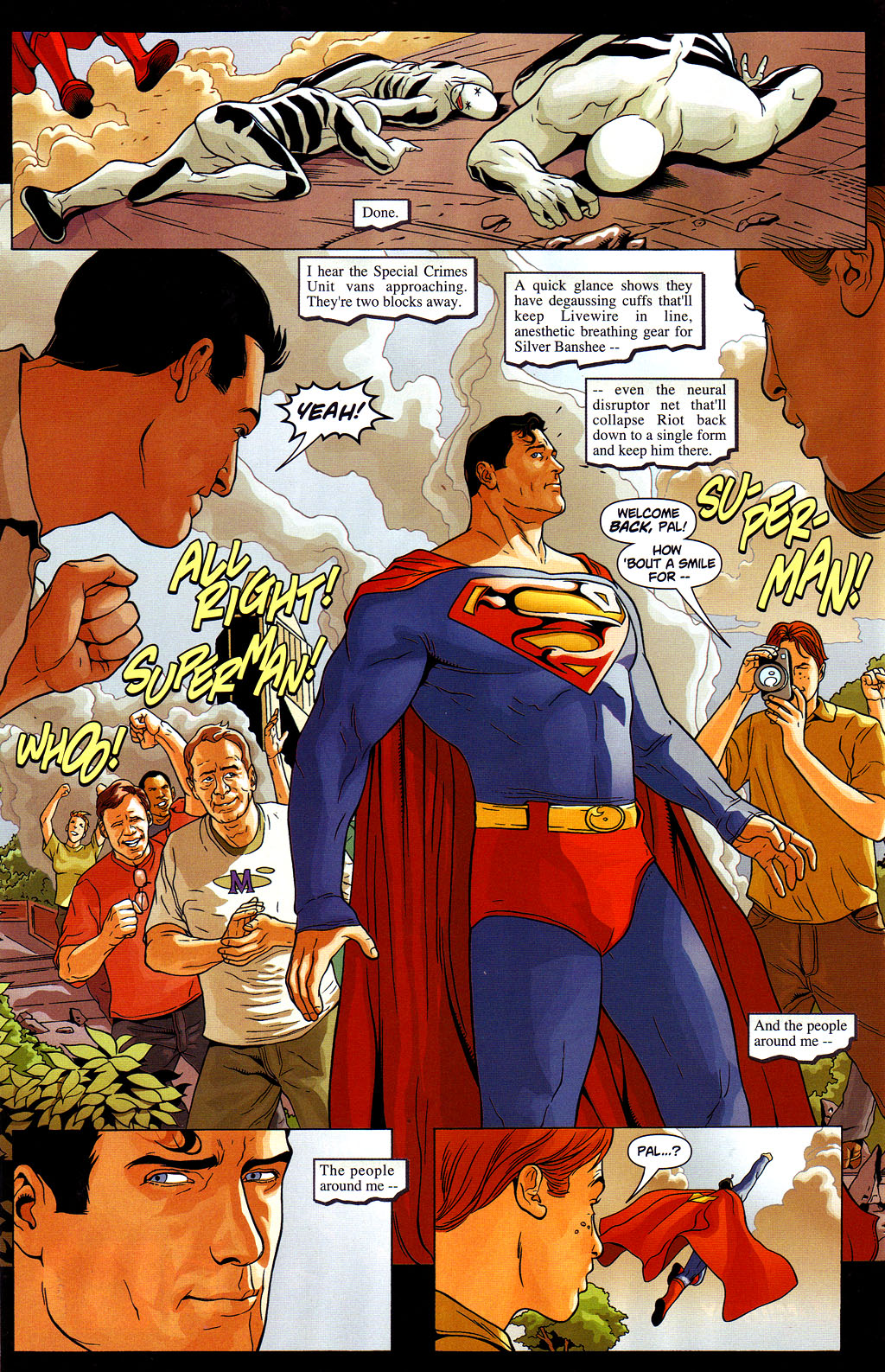Read online Action Comics (1938) comic -  Issue #839 - 10