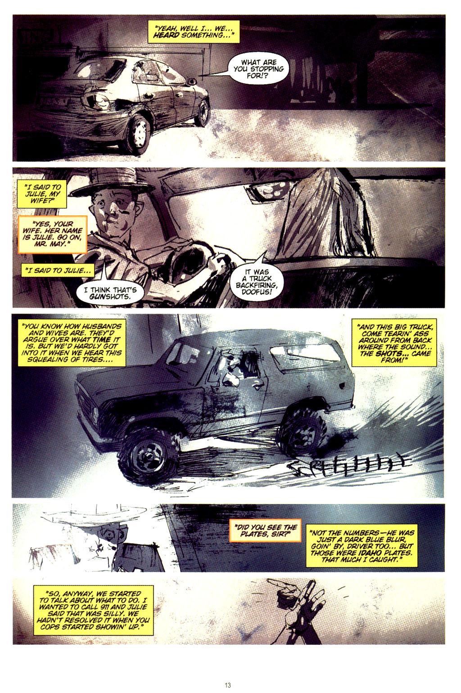 Read online CSI: Crime Scene Investigation: Bad Rap comic -  Issue #2 - 14
