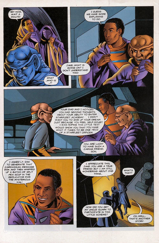 Read online Star Trek: Deep Space Nine (1993) comic -  Issue # _Special 1 - 41