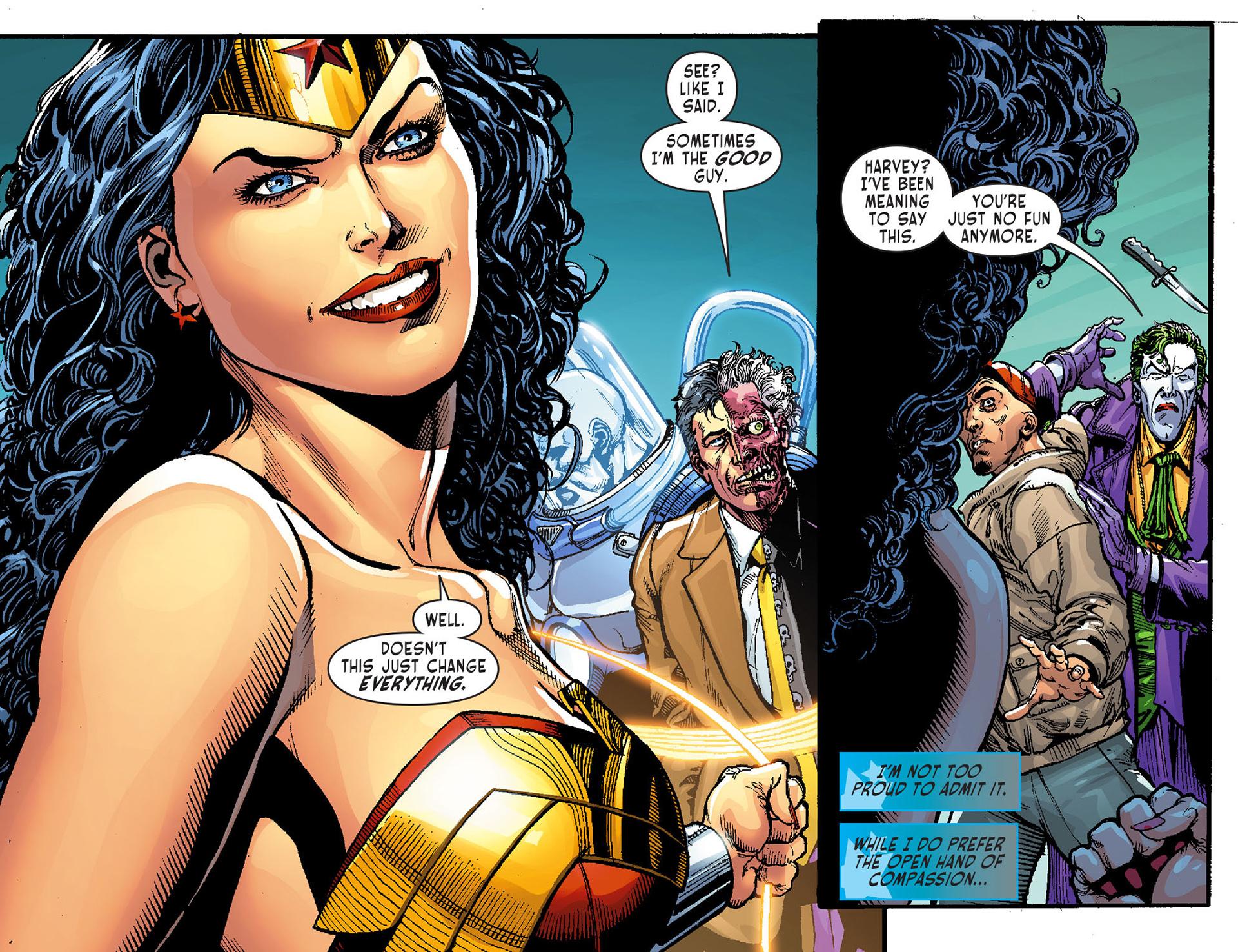 Read online Sensation Comics Featuring Wonder Woman comic -  Issue #2 - 20