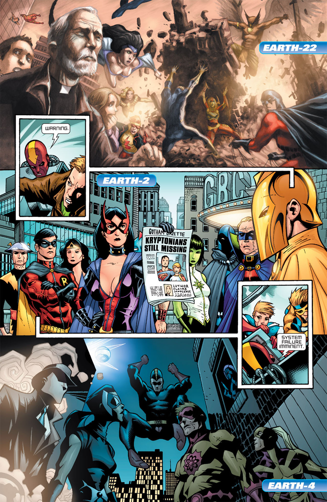 Read online 52 comic -  Issue #52 - 15