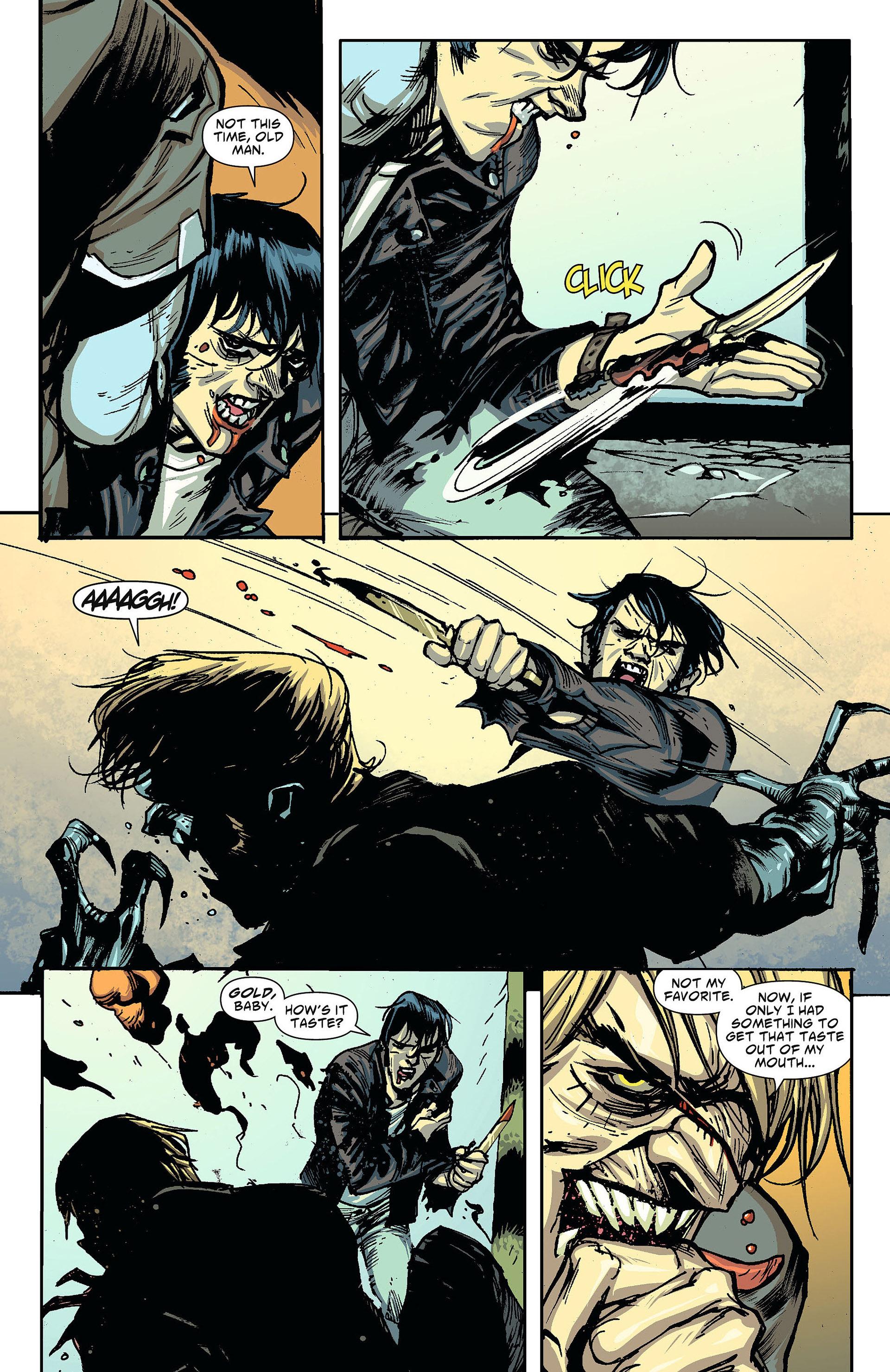 Read online American Vampire comic -  Issue #25 - 4