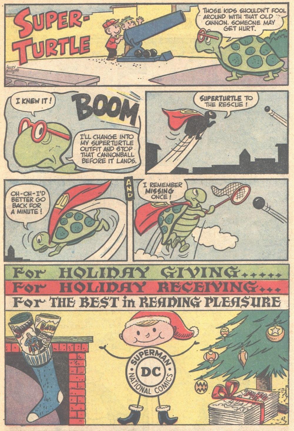 Read online Adventure Comics (1938) comic -  Issue #304 - 32