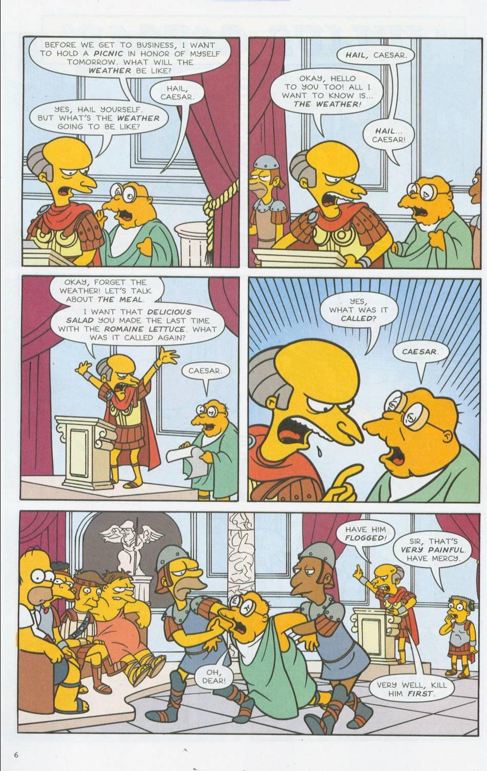 Read online Simpsons Comics comic -  Issue #76 - 7