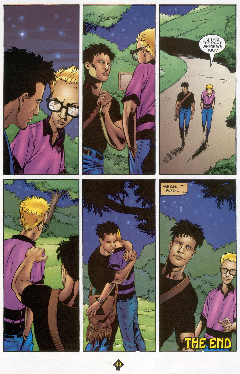 Read online Turok: Redpath comic -  Issue # Full - 41