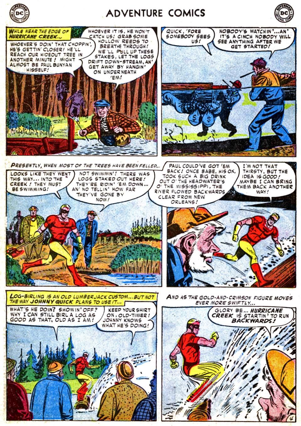 Read online Adventure Comics (1938) comic -  Issue #179 - 28