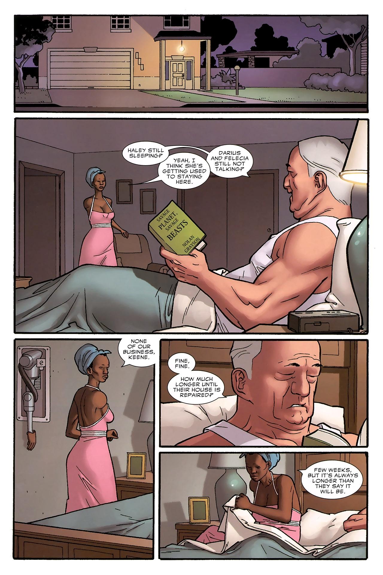 Read online Destroyer comic -  Issue #5 - 2