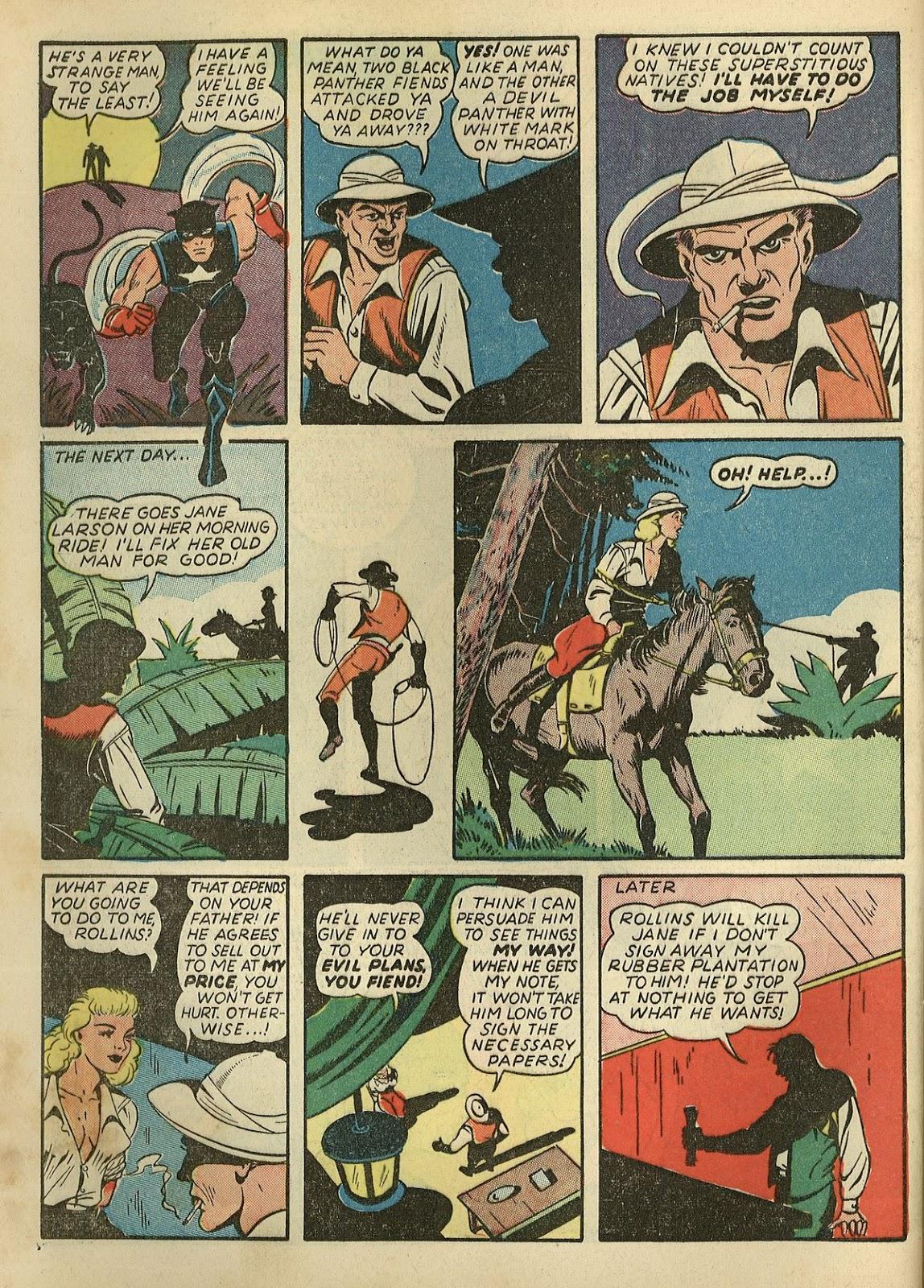 Read online Super-Magician Comics comic -  Issue #1 - 62